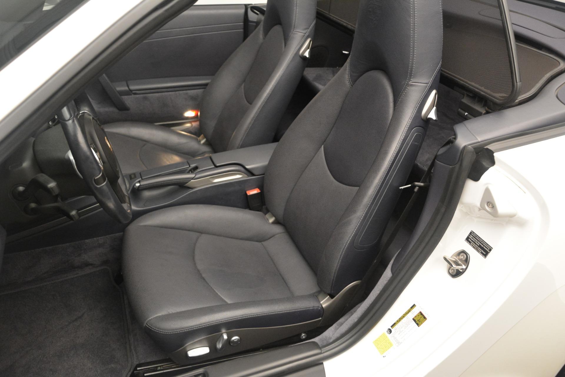 Used 2011 Porsche 911 Carrera 4S For Sale In Greenwich, CT 2600_p19
