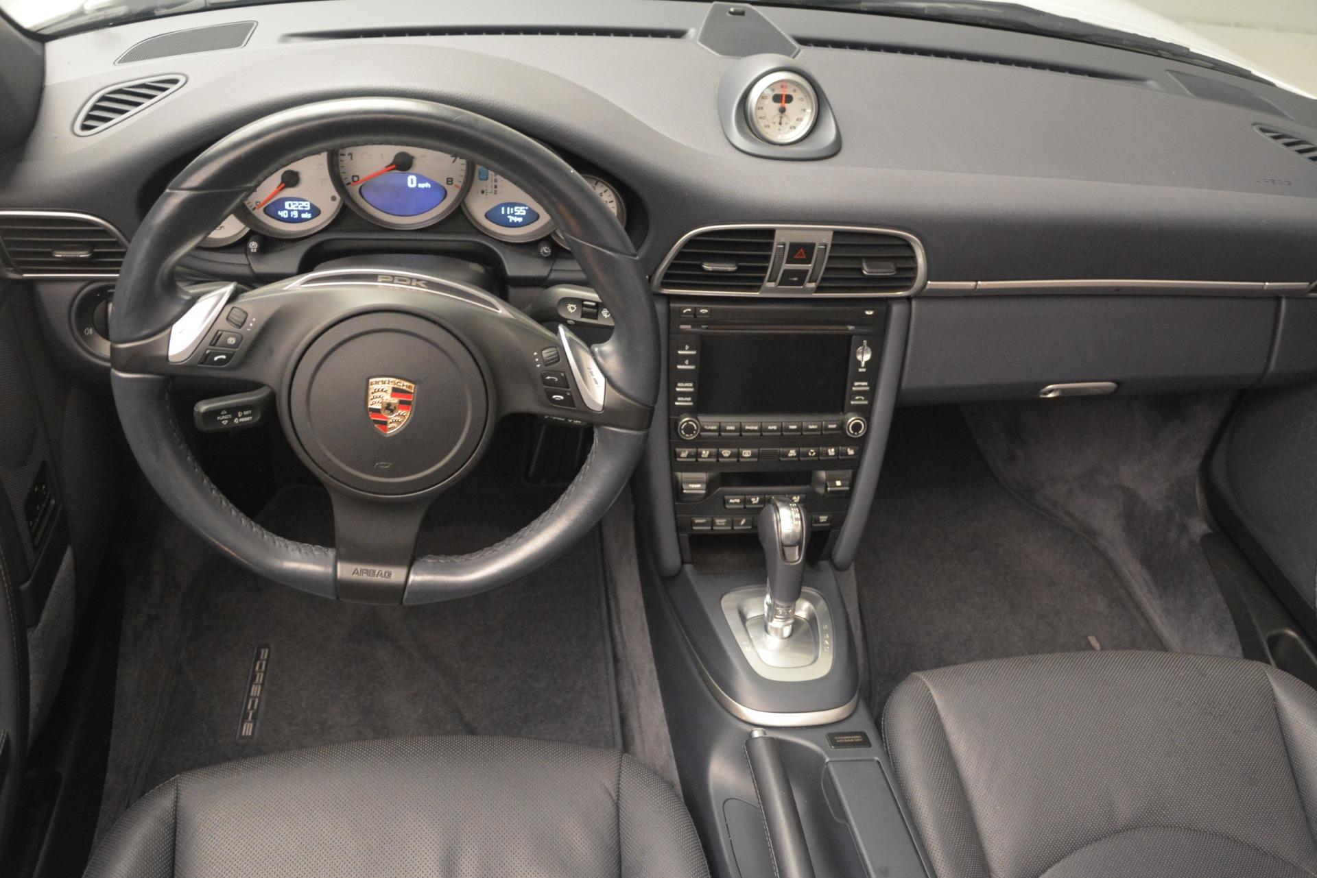 Used 2011 Porsche 911 Carrera 4S For Sale In Greenwich, CT 2600_p21