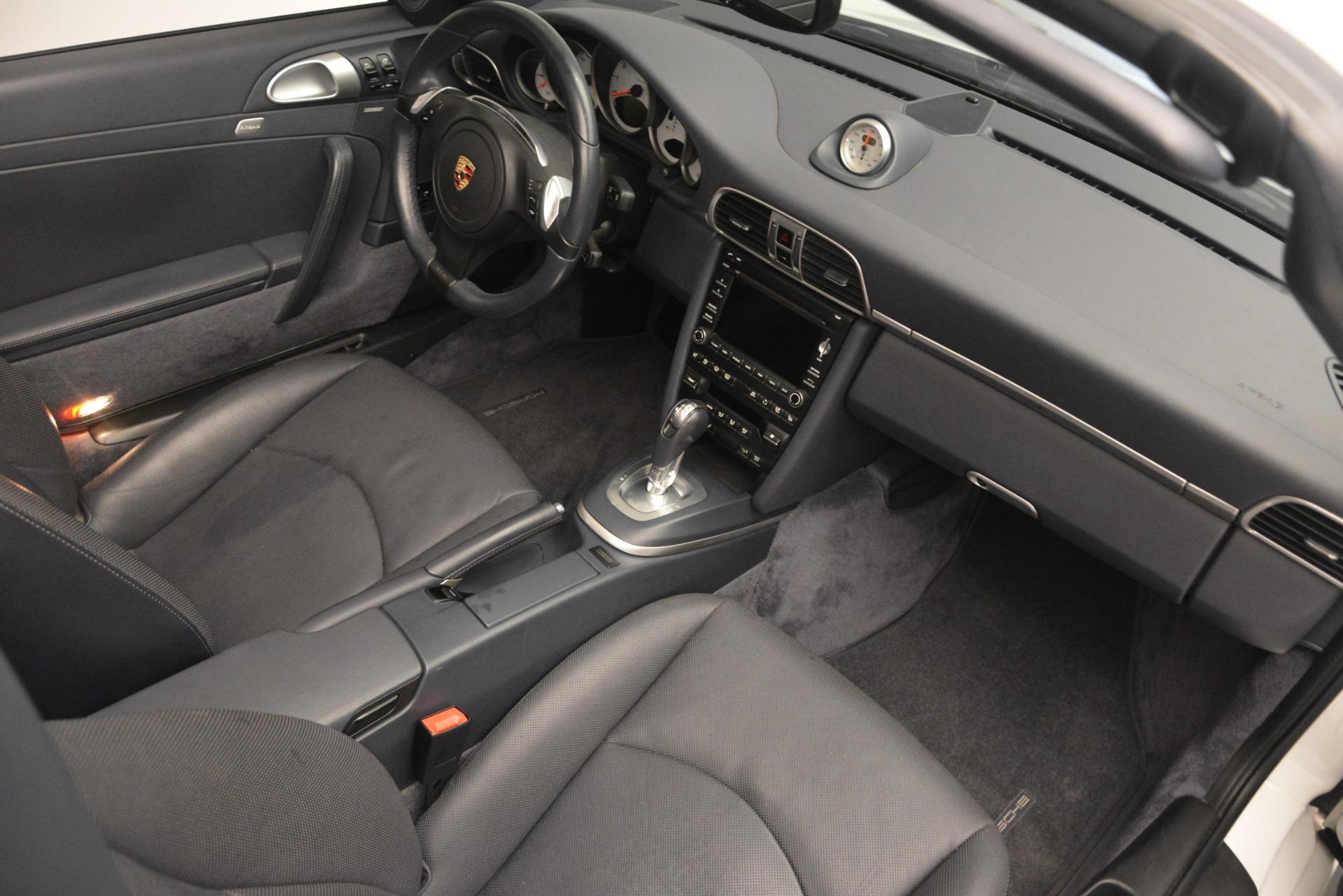 Used 2011 Porsche 911 Carrera 4S For Sale In Greenwich, CT 2600_p22