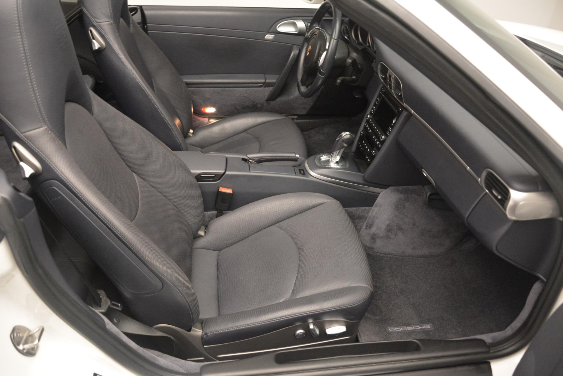 Used 2011 Porsche 911 Carrera 4S For Sale In Greenwich, CT 2600_p23