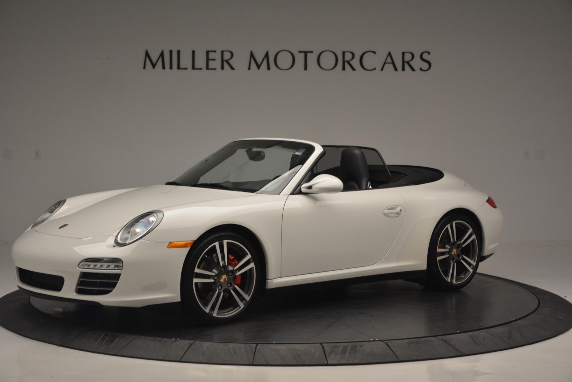 Used 2011 Porsche 911 Carrera 4S For Sale In Greenwich, CT 2600_p2