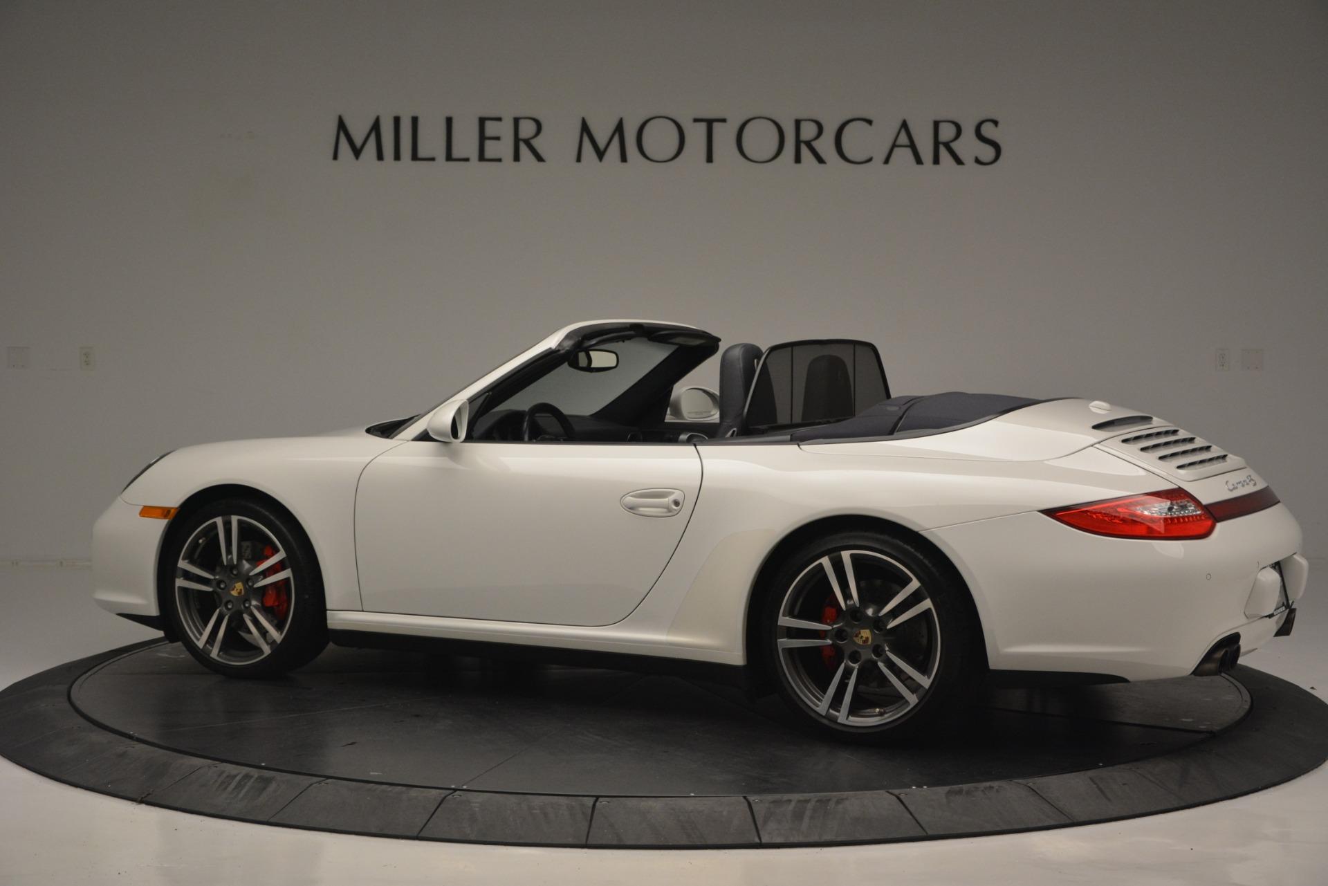 Used 2011 Porsche 911 Carrera 4S For Sale In Greenwich, CT 2600_p4