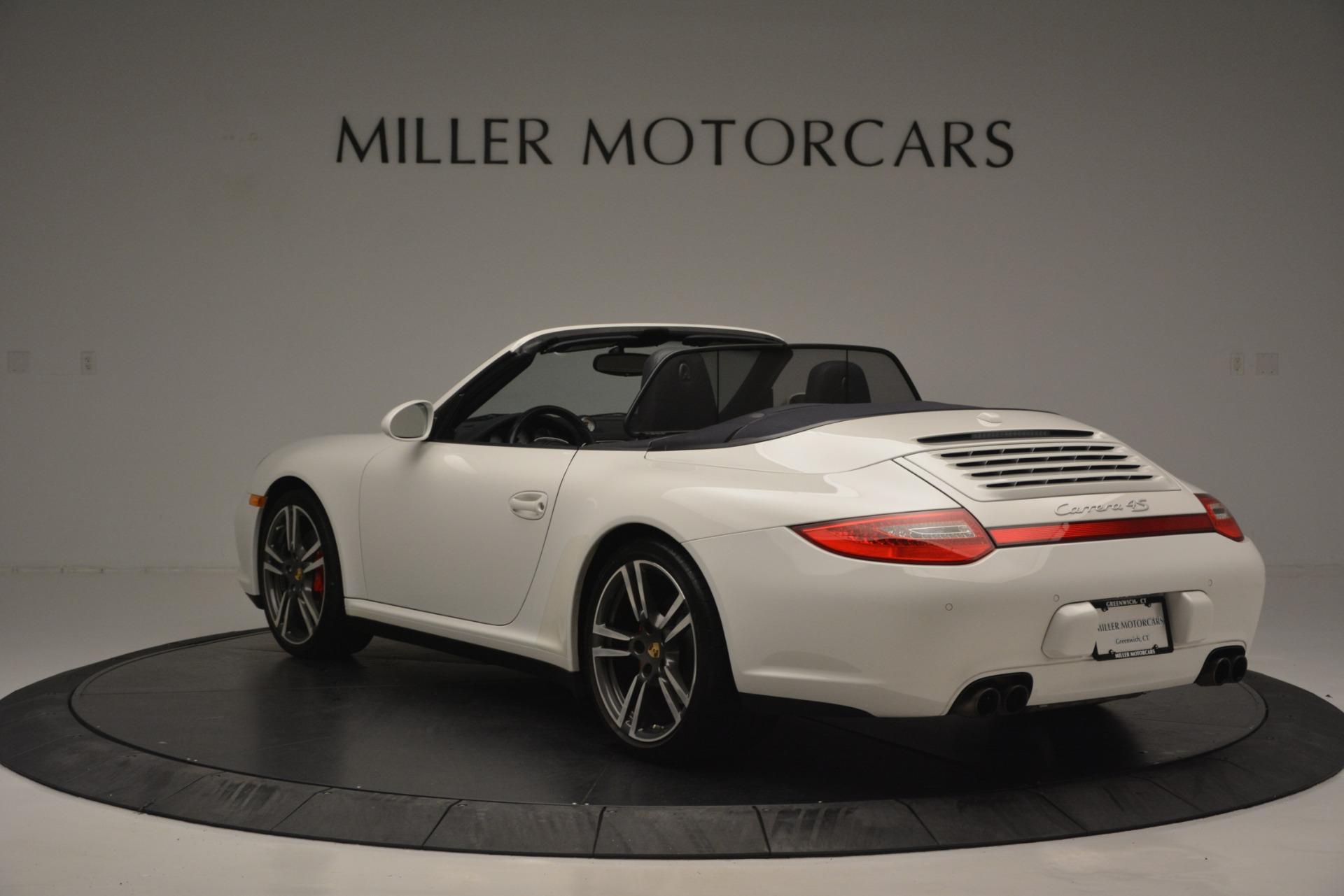 Used 2011 Porsche 911 Carrera 4S For Sale In Greenwich, CT 2600_p5