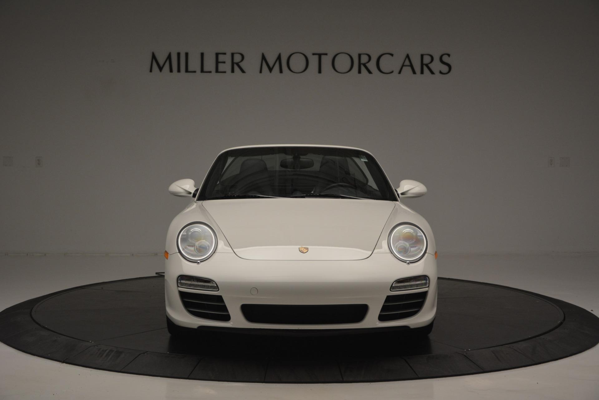 Used 2011 Porsche 911 Carrera 4S For Sale In Greenwich, CT 2600_p7