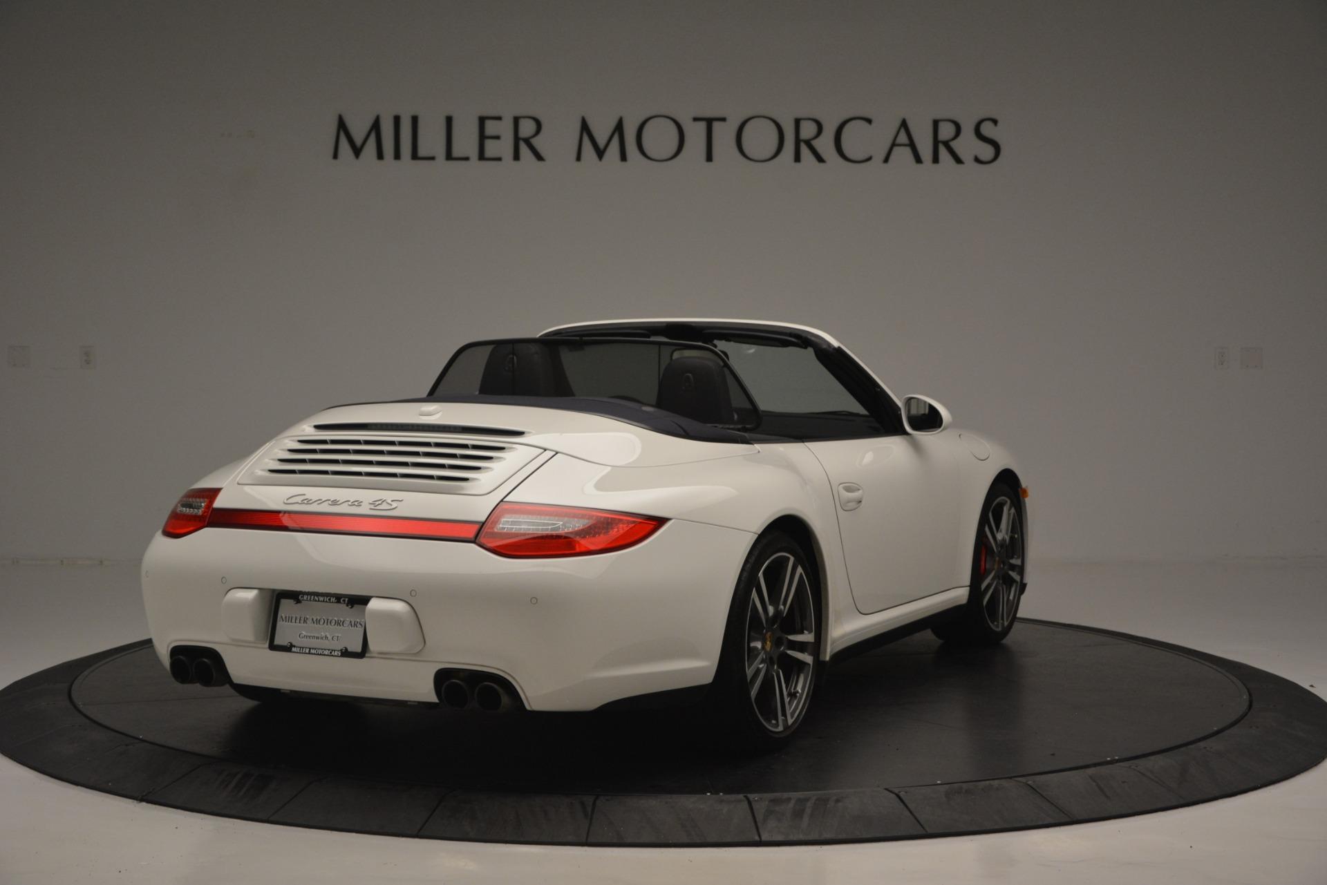 Used 2011 Porsche 911 Carrera 4S For Sale In Greenwich, CT 2600_p8