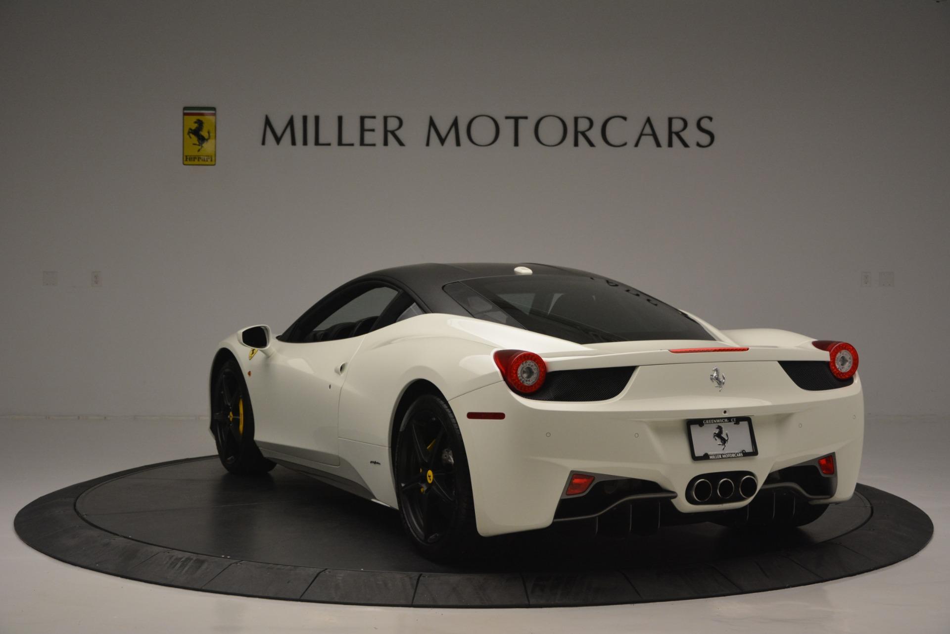 Used 2010 Ferrari 458 Italia  For Sale In Greenwich, CT 2602_p5