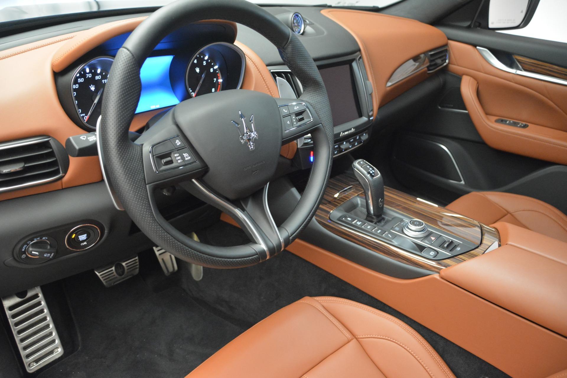 New 2019 Maserati Levante S Q4 GranSport For Sale In Greenwich, CT 2603_p13
