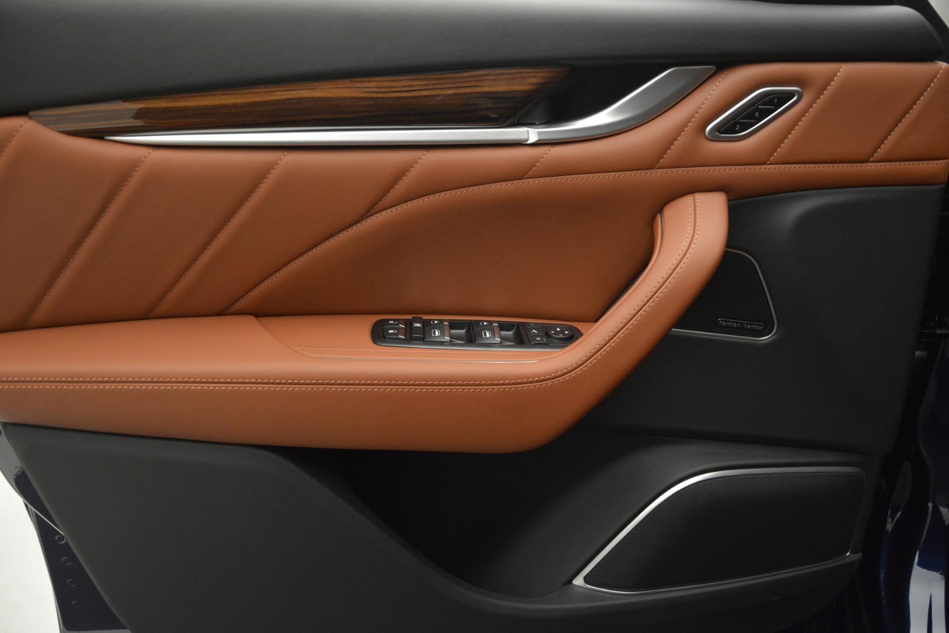 New 2019 Maserati Levante S Q4 GranSport For Sale In Greenwich, CT 2603_p16