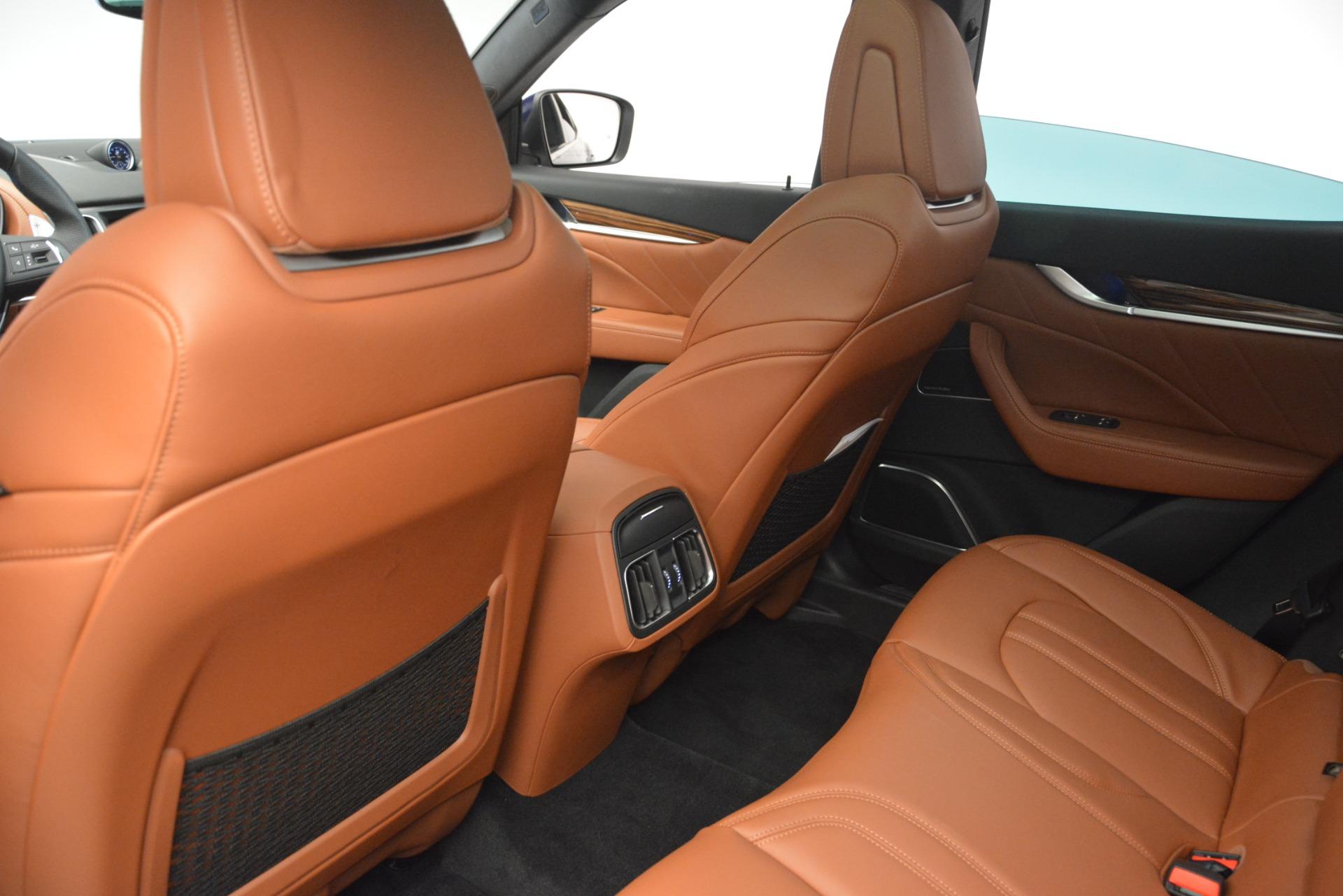 New 2019 Maserati Levante S Q4 GranSport For Sale In Greenwich, CT 2603_p17