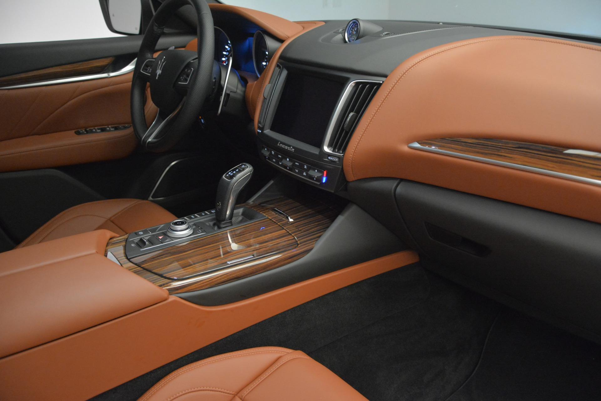 New 2019 Maserati Levante S Q4 GranSport For Sale In Greenwich, CT 2603_p20