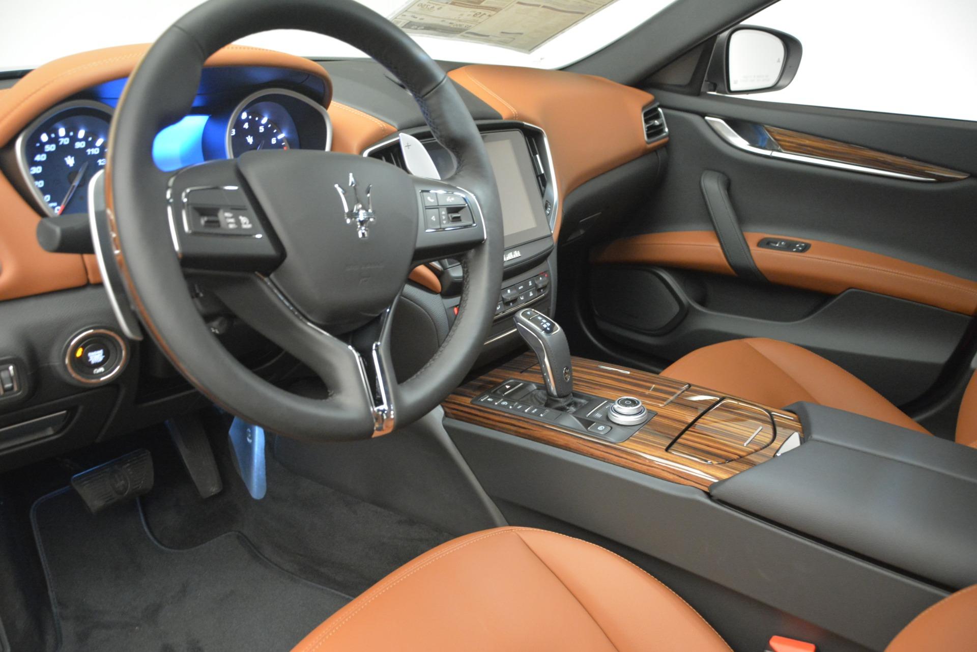 New 2019 Maserati Ghibli S Q4 For Sale In Greenwich, CT 2604_p12