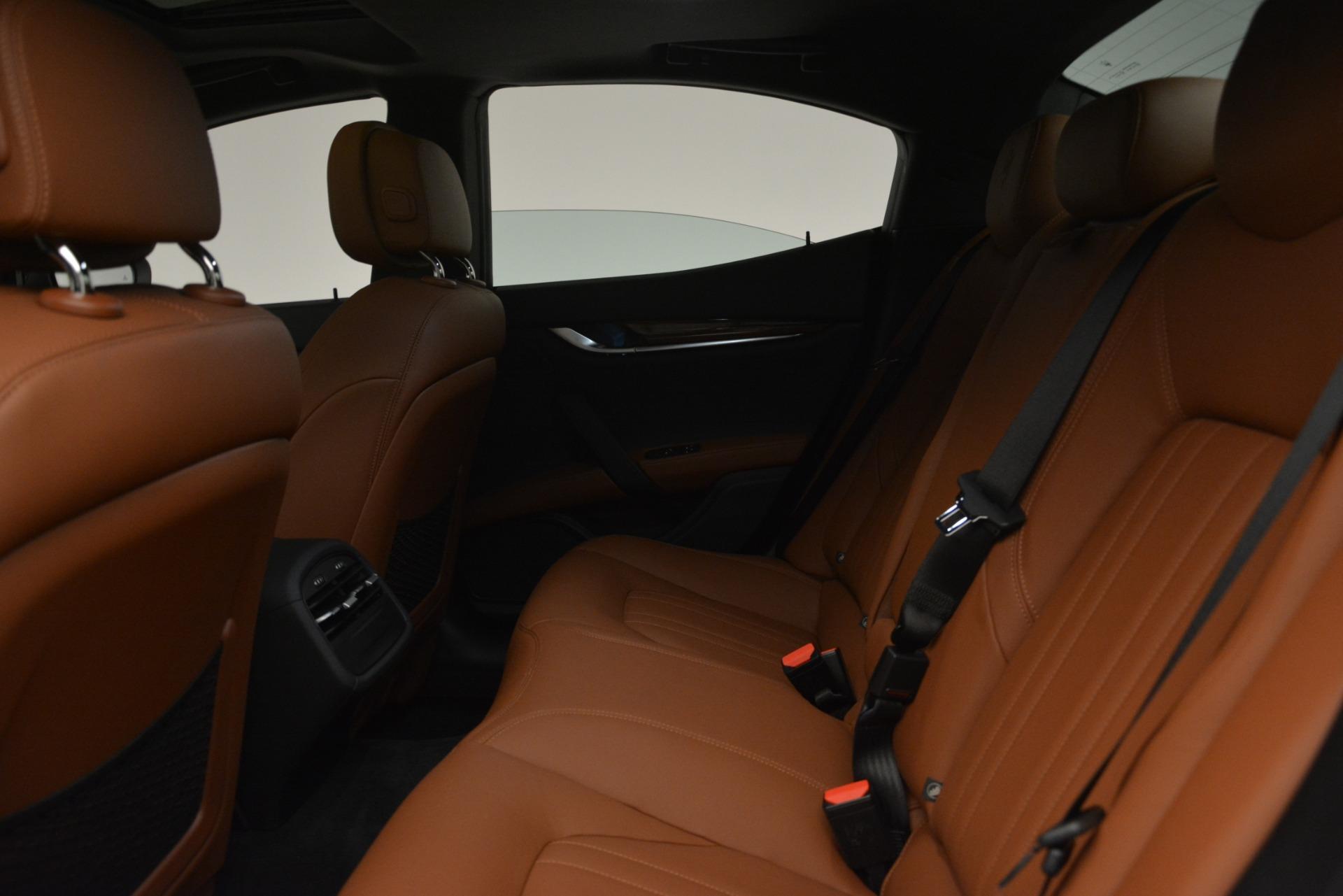 New 2019 Maserati Ghibli S Q4 For Sale In Greenwich, CT 2604_p17