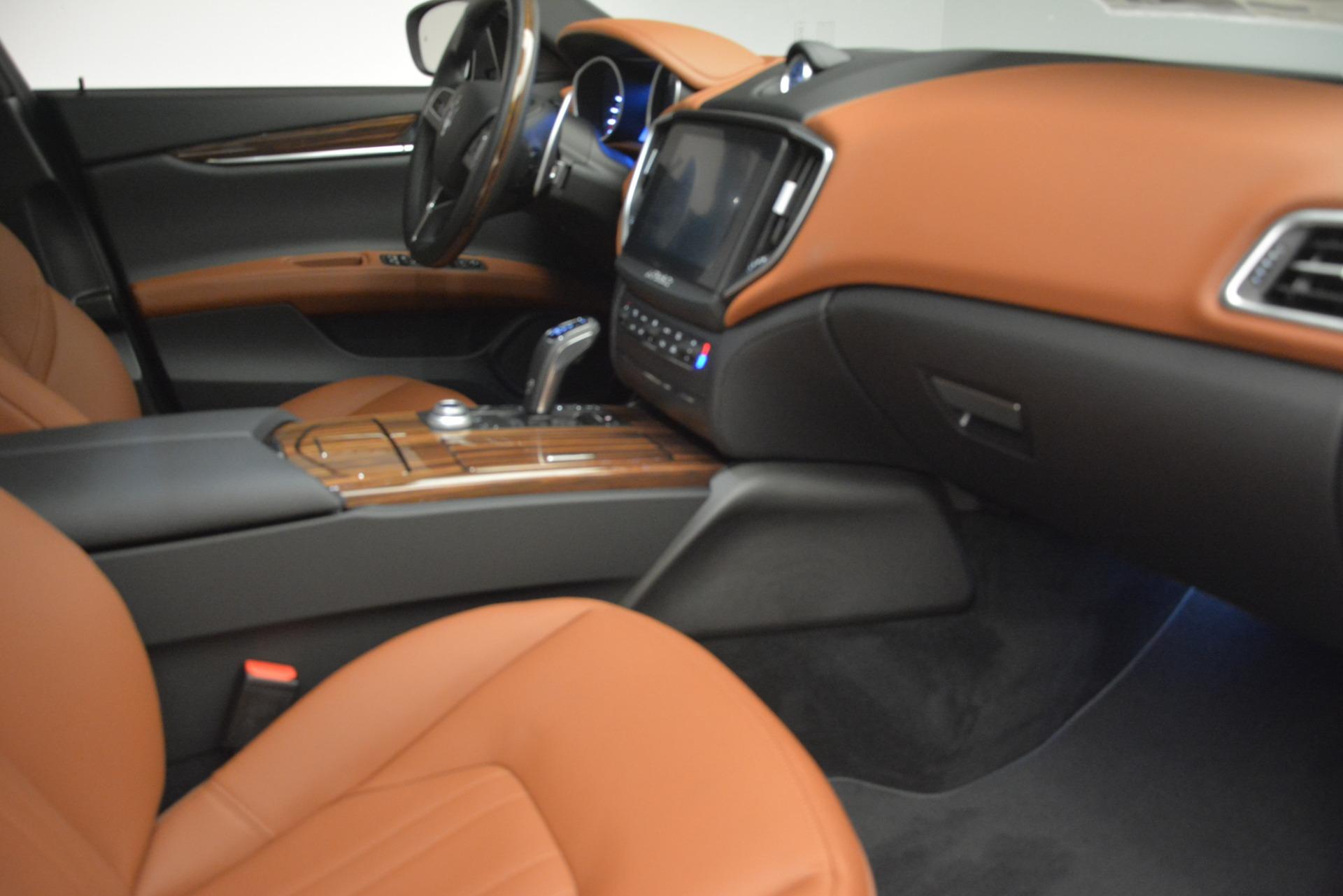 New 2019 Maserati Ghibli S Q4 For Sale In Greenwich, CT 2604_p19