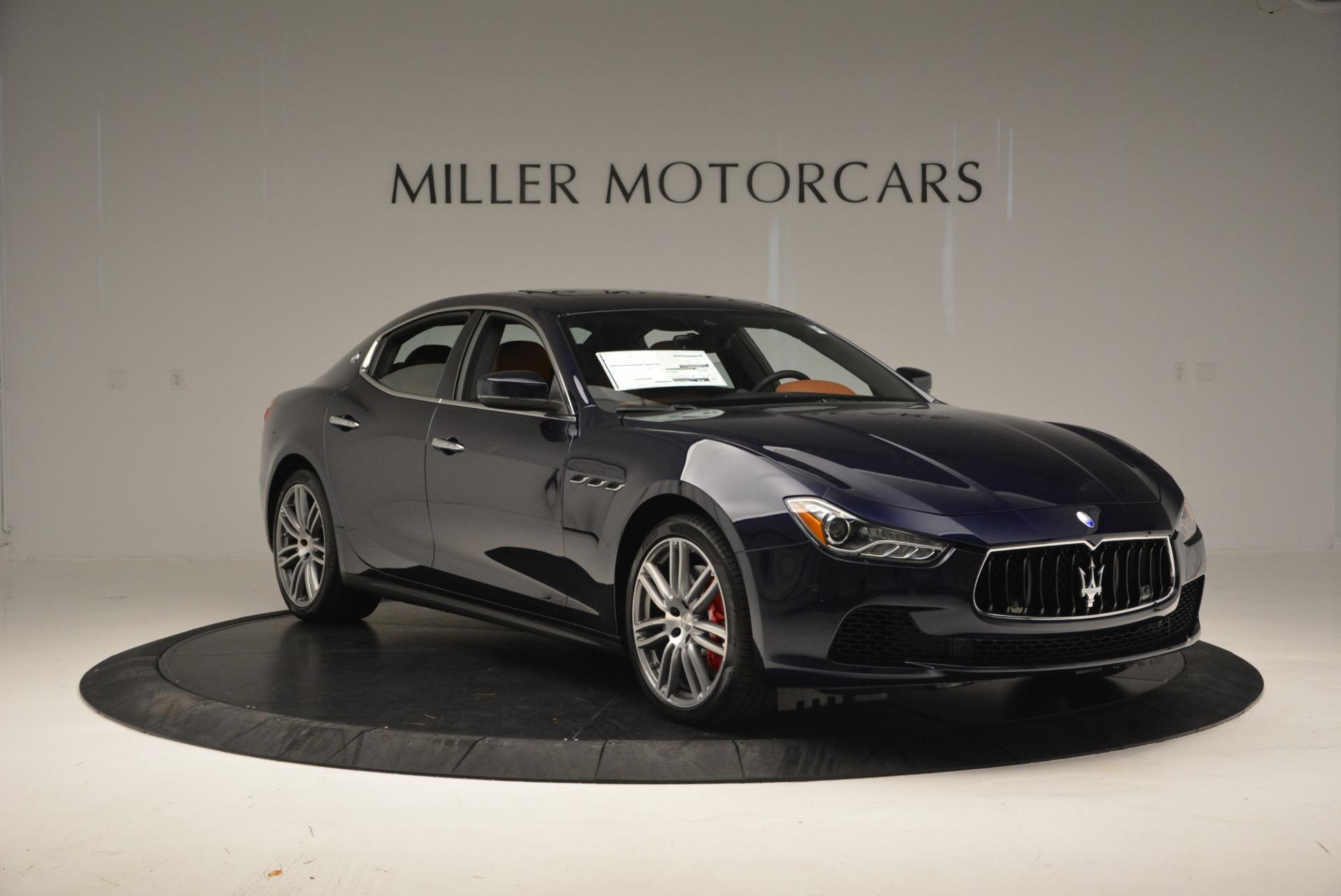 New 2019 Maserati Ghibli S Q4 For Sale In Greenwich, CT 2606_p11