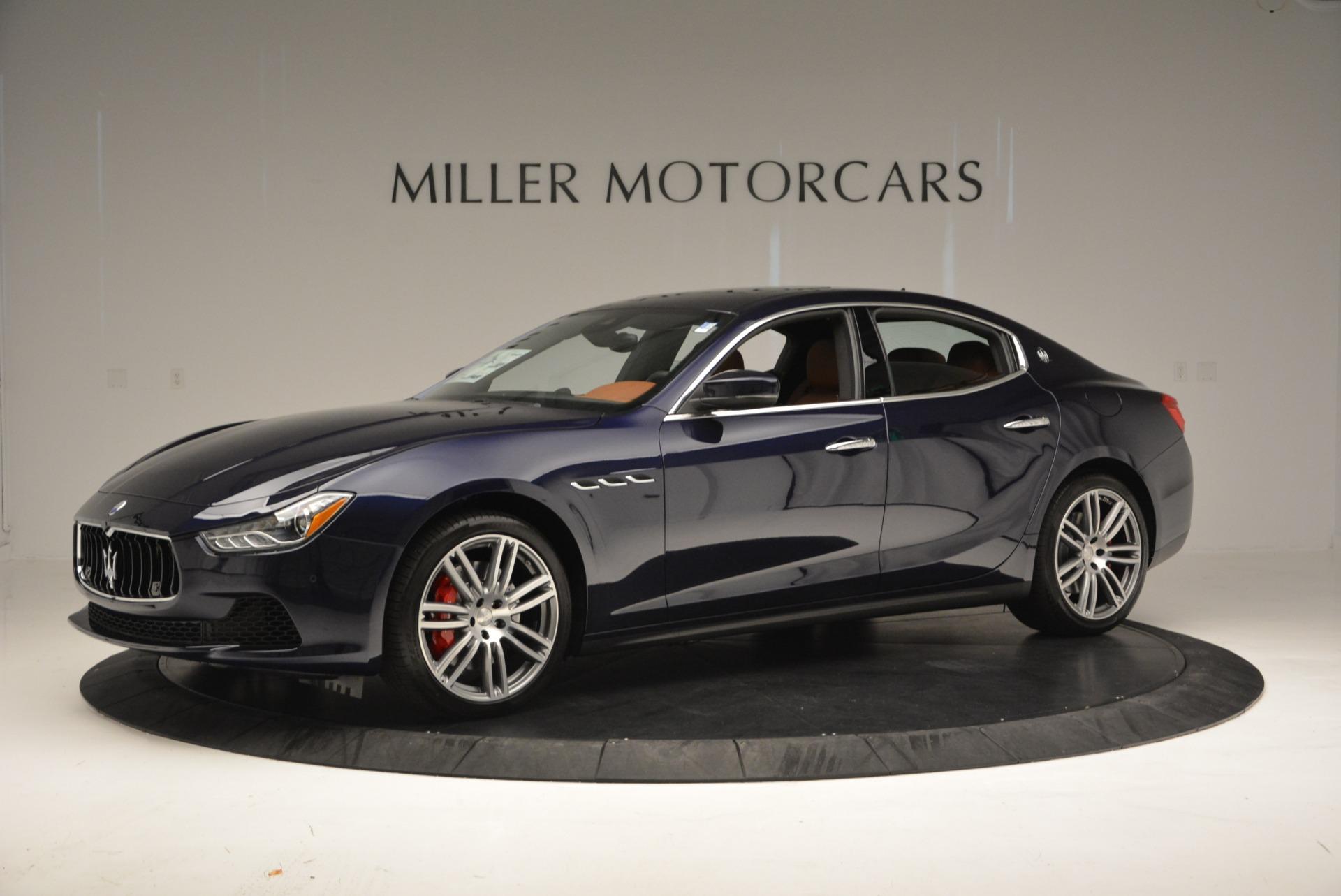 New 2019 Maserati Ghibli S Q4 For Sale In Greenwich, CT 2606_p2