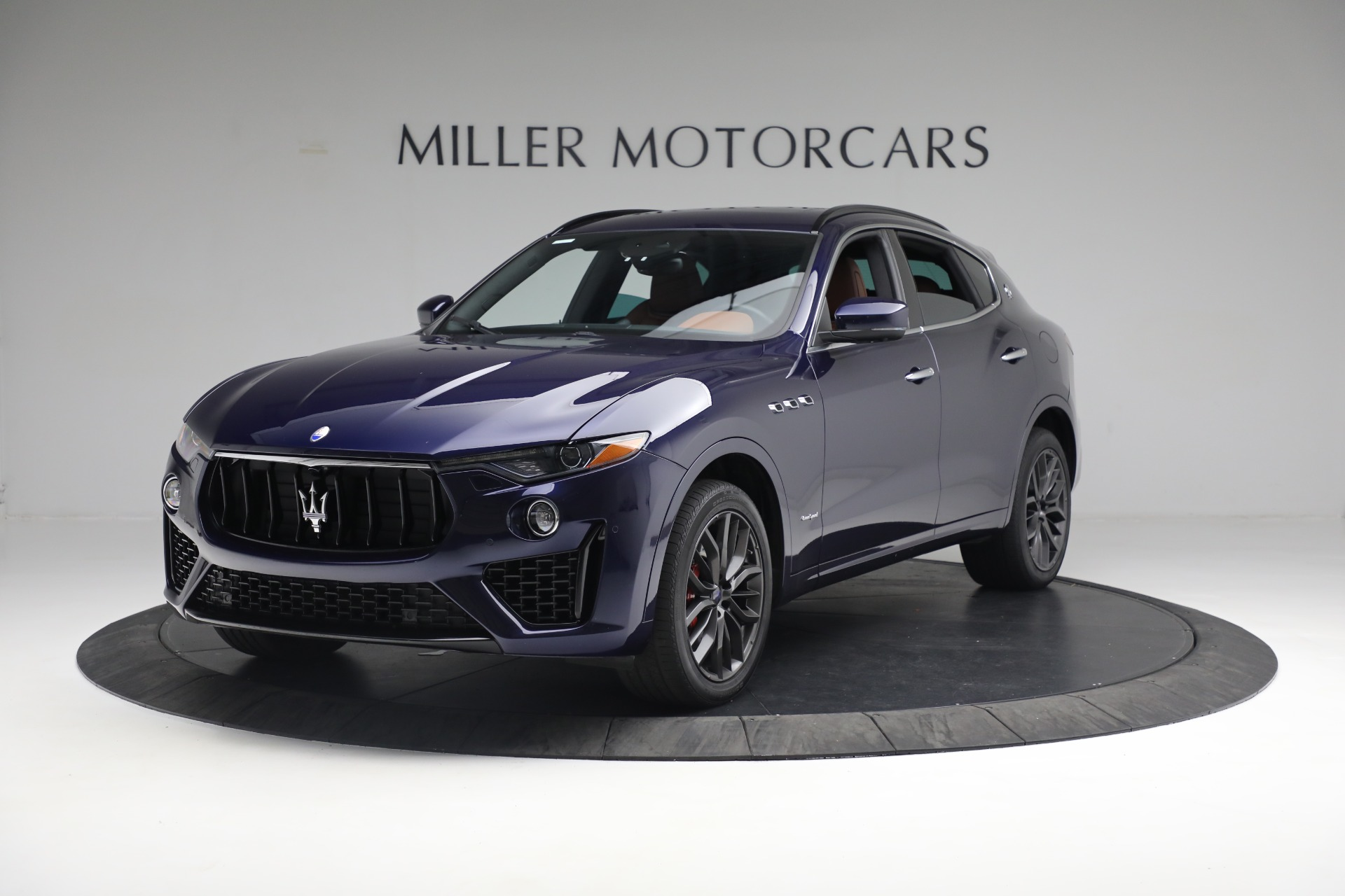 New 2019 Maserati Levante S Q4 GranSport For Sale In Greenwich, CT 2607_main