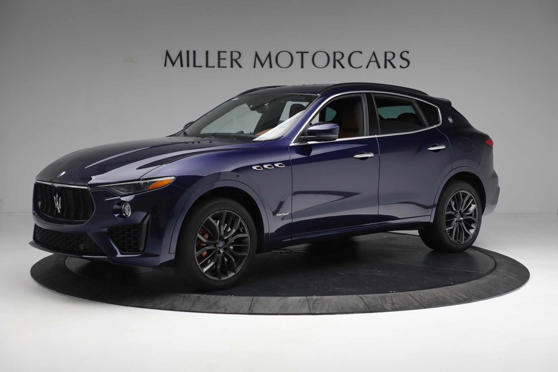 New 2019 Maserati Levante S Q4 GranSport For Sale In Greenwich, CT 2607_p2