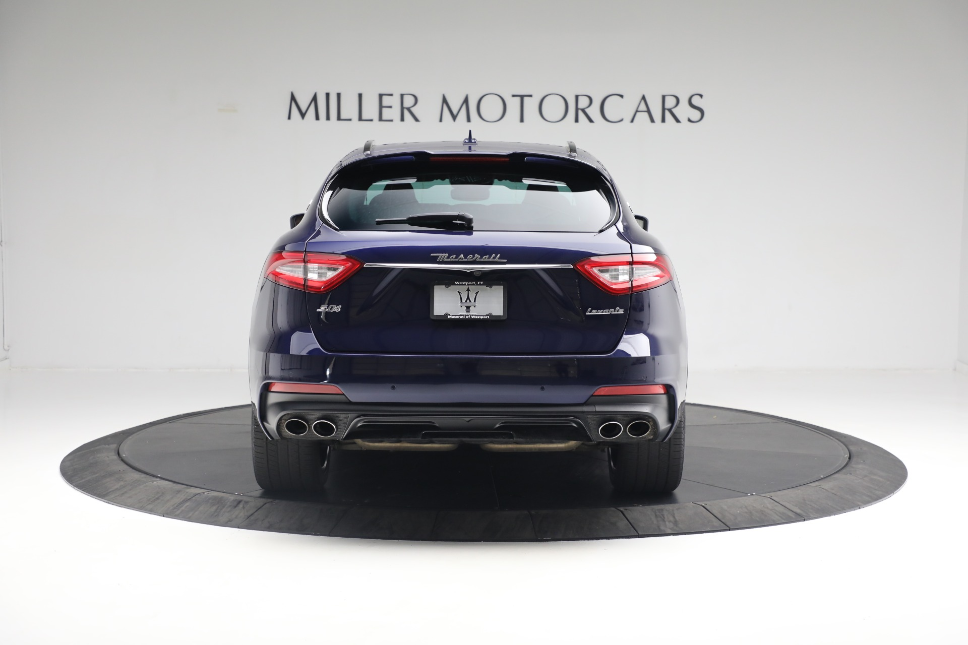New 2019 Maserati Levante S Q4 GranSport For Sale In Greenwich, CT 2607_p6