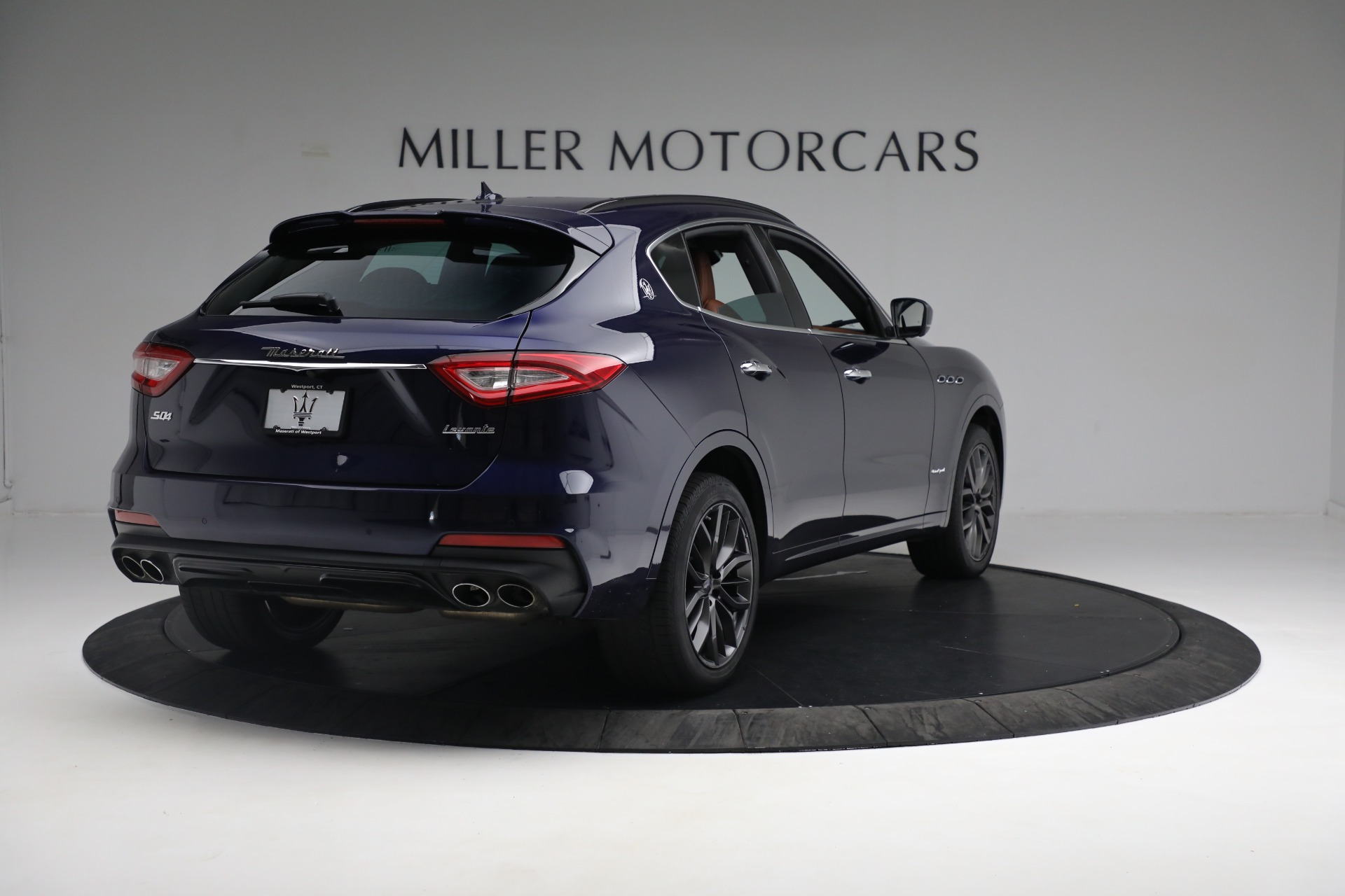 New 2019 Maserati Levante S Q4 GranSport For Sale In Greenwich, CT 2607_p7