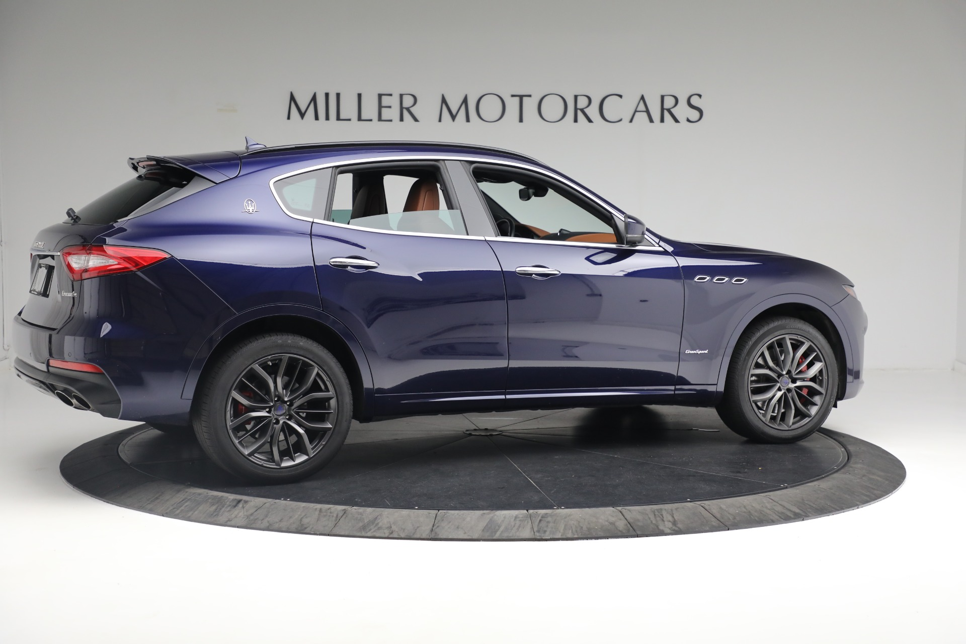 New 2019 Maserati Levante S Q4 GranSport For Sale In Greenwich, CT 2607_p8