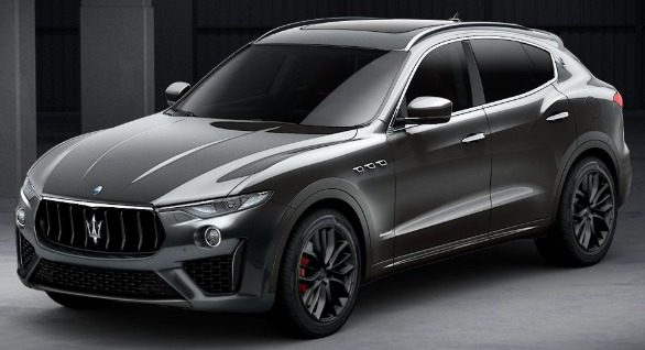 New 2019 Maserati Levante S Q4 GranSport For Sale In Greenwich, CT 2611_main