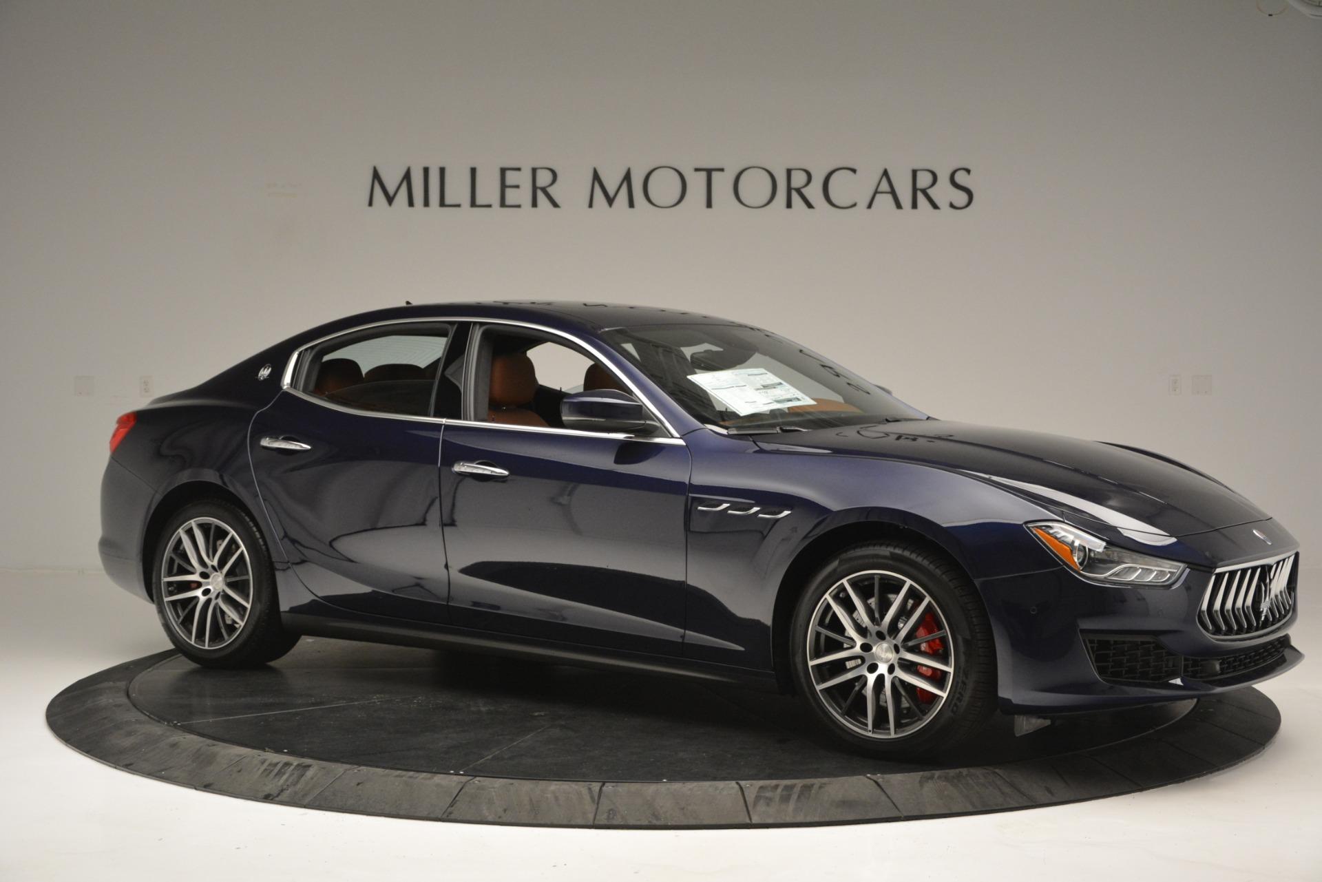 New 2019 Maserati Ghibli S Q4 For Sale In Greenwich, CT 2612_p10