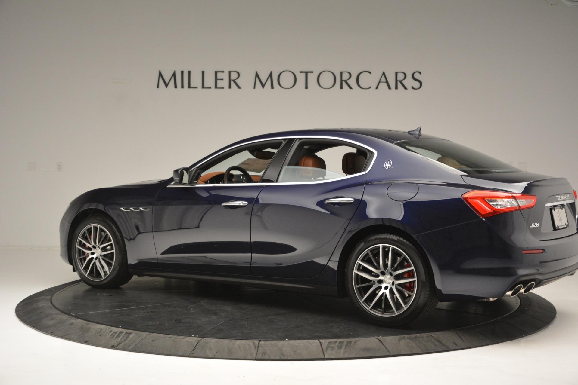 New 2019 Maserati Ghibli S Q4 For Sale In Greenwich, CT 2612_p4