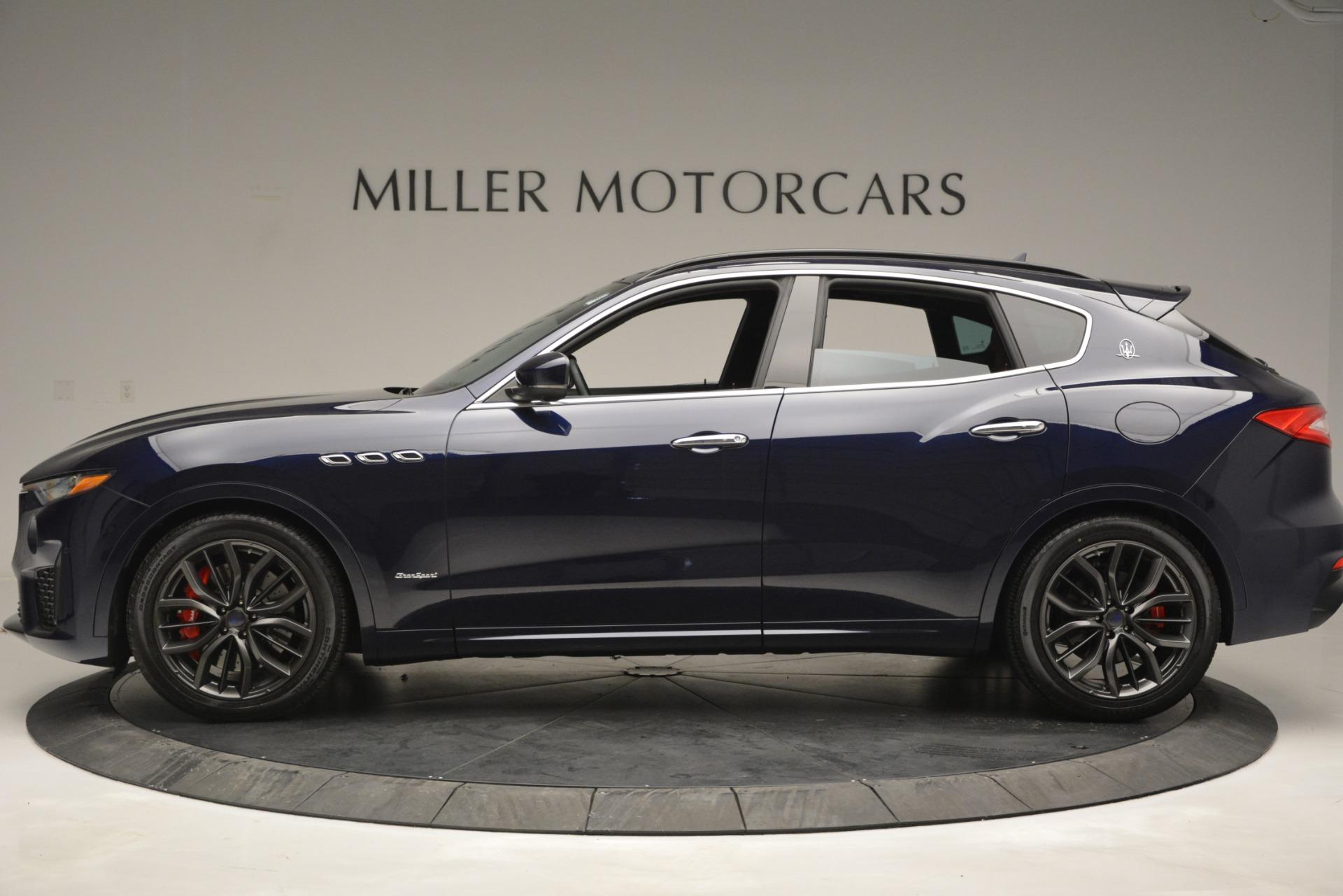 New 2019 Maserati Levante S Q4 GranSport For Sale In Greenwich, CT 2613_p3