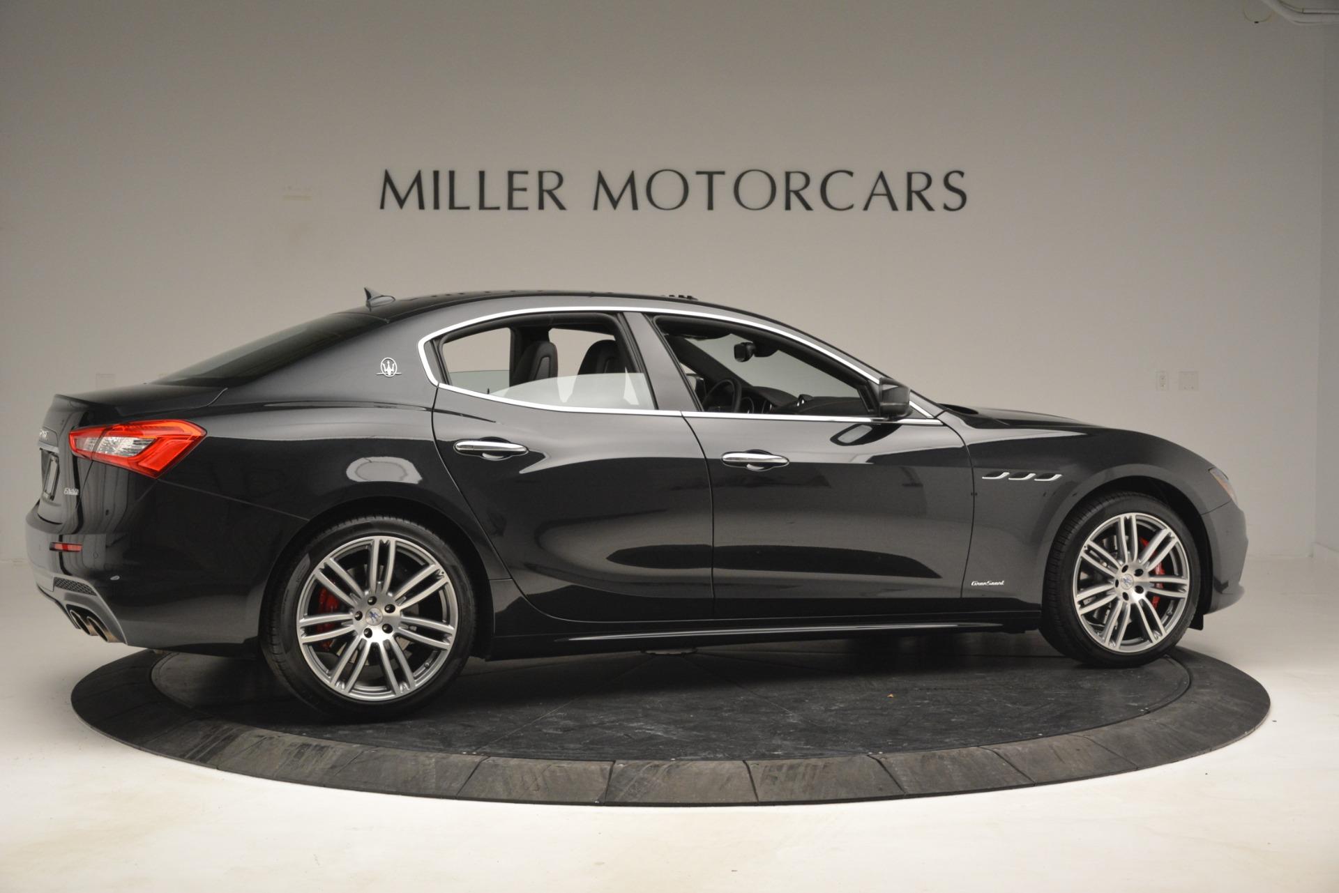 New 2019 Maserati Ghibli S Q4 GranSport For Sale In Greenwich, CT 2614_p9