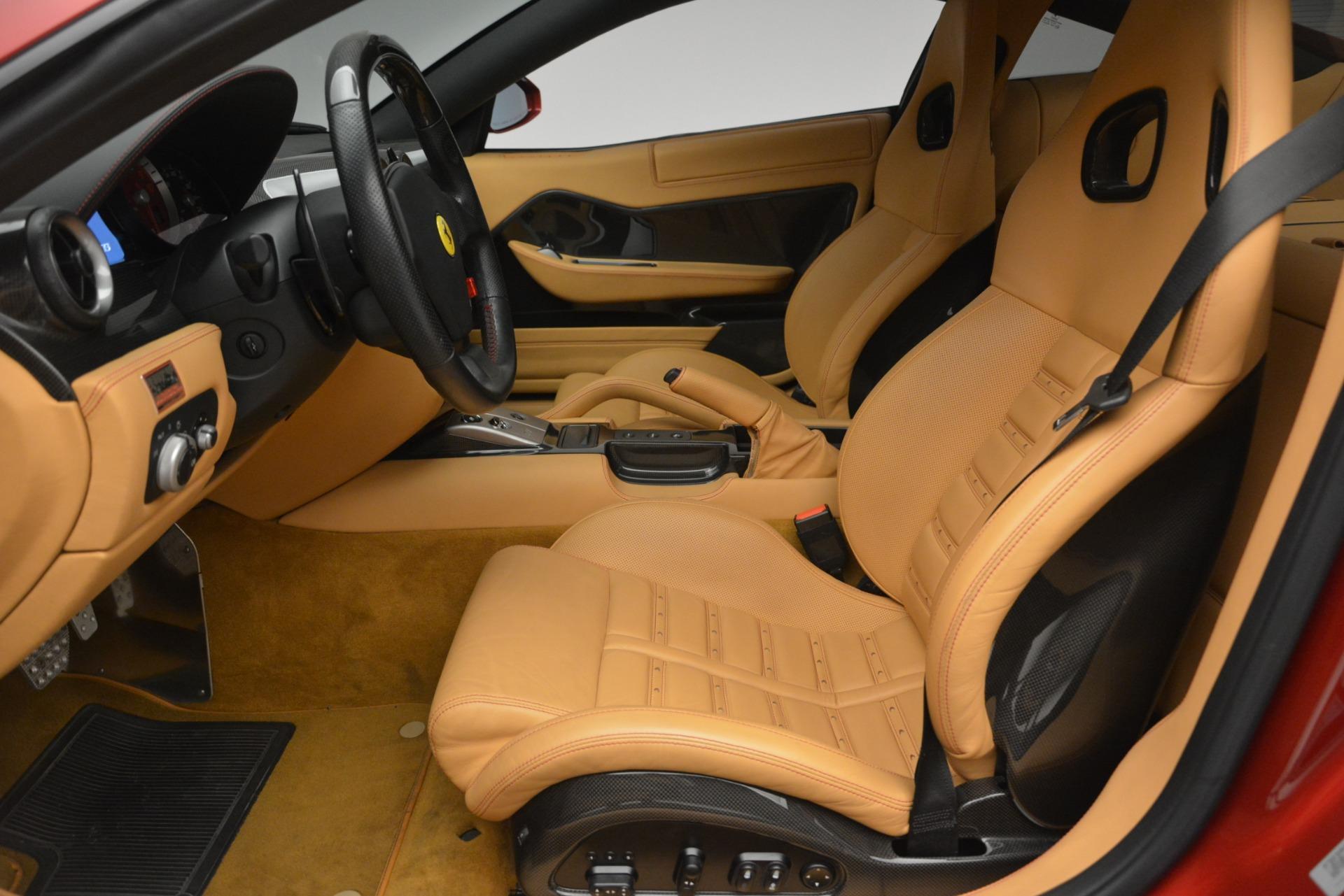 Used 2009 Ferrari 599 GTB Fiorano  For Sale In Greenwich, CT 2617_p14