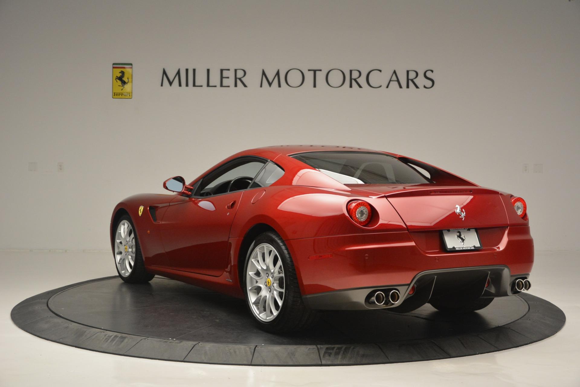 Used 2009 Ferrari 599 GTB Fiorano  For Sale In Greenwich, CT 2617_p5