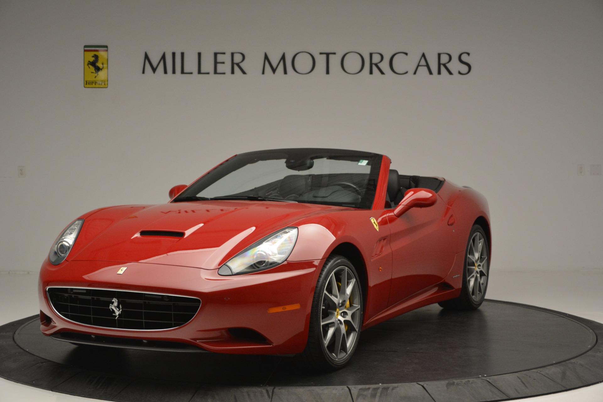 Used 2011 Ferrari California  For Sale In Greenwich, CT 2618_main