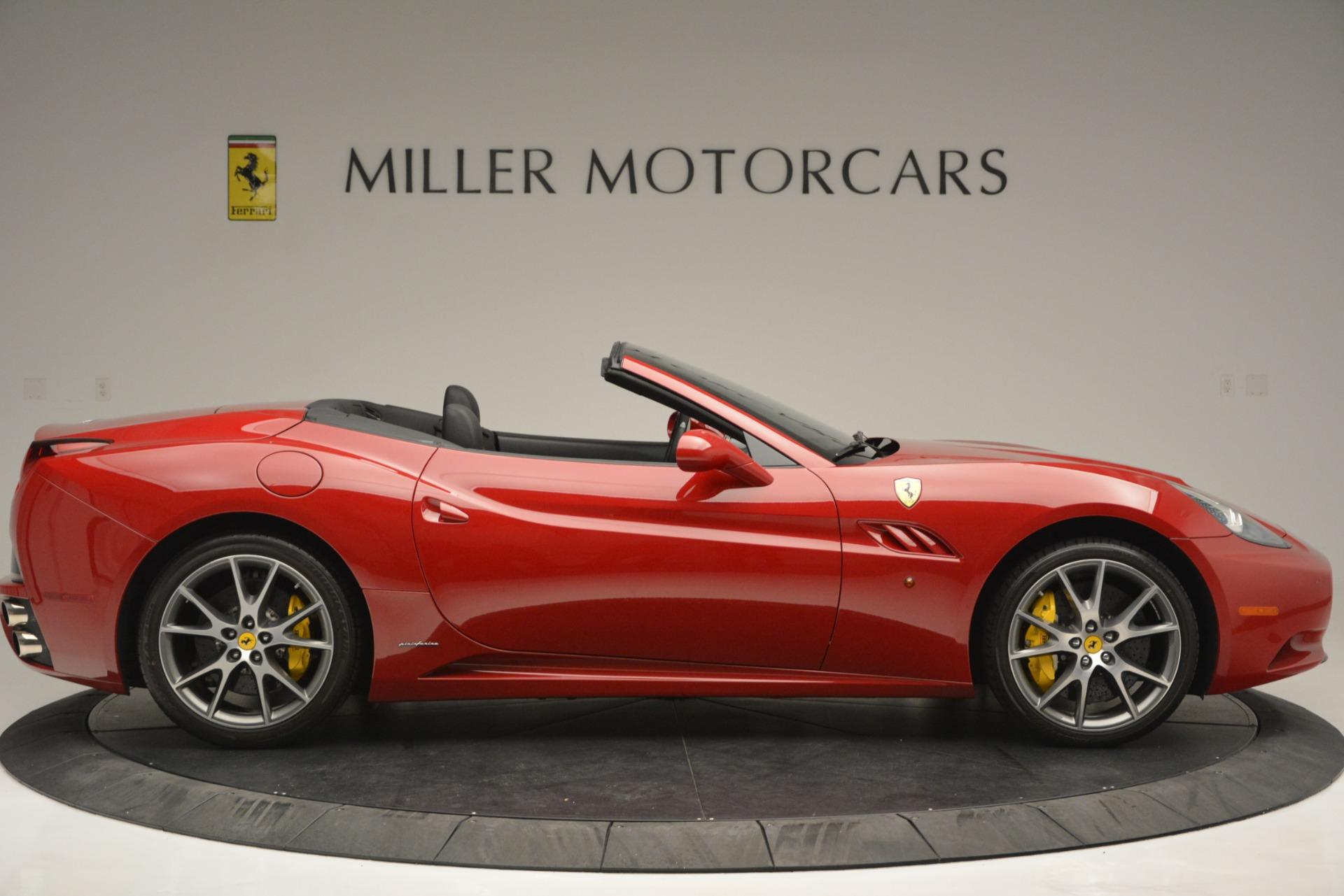 Used 2011 Ferrari California  For Sale In Greenwich, CT 2618_p10