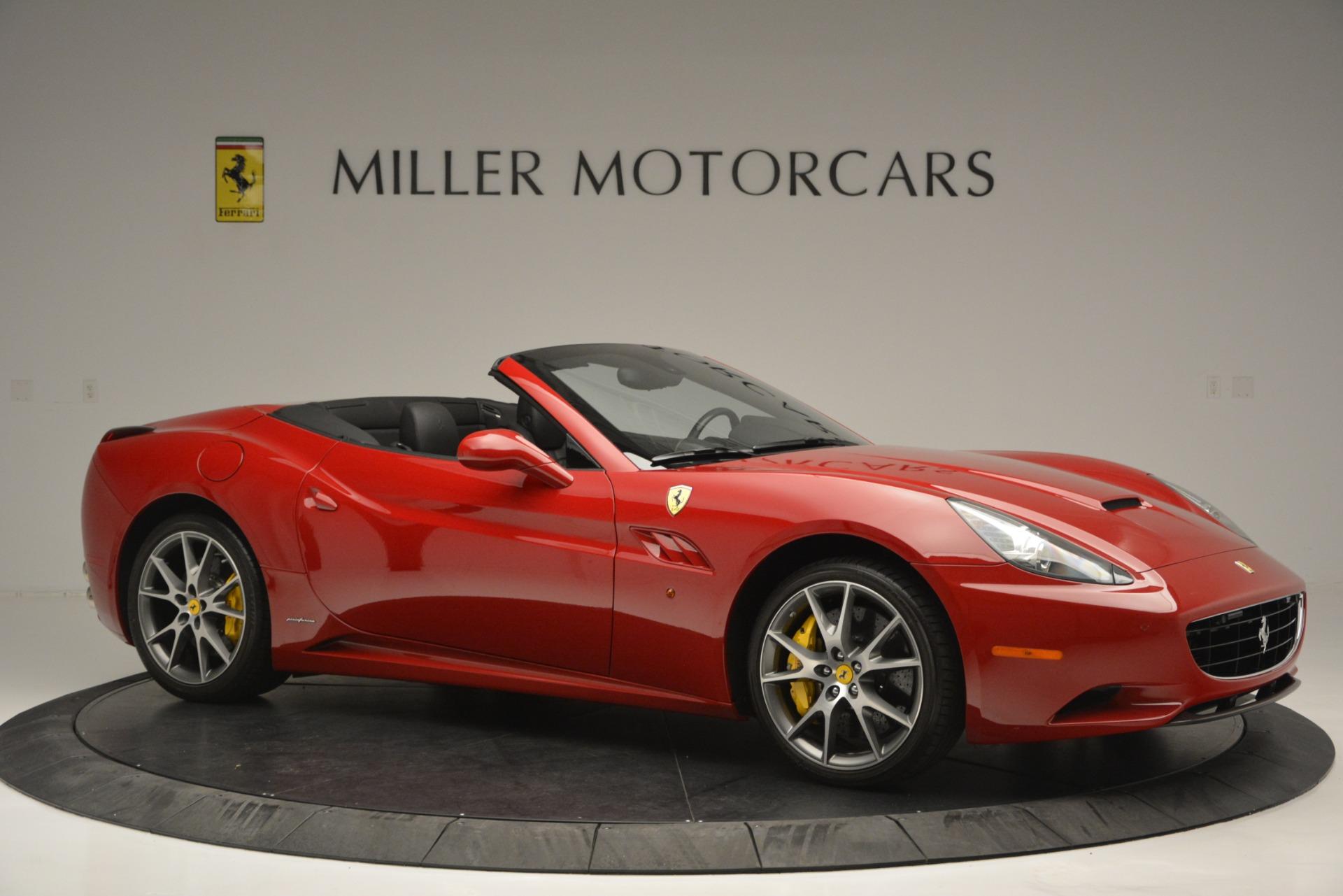 Used 2011 Ferrari California  For Sale In Greenwich, CT 2618_p11