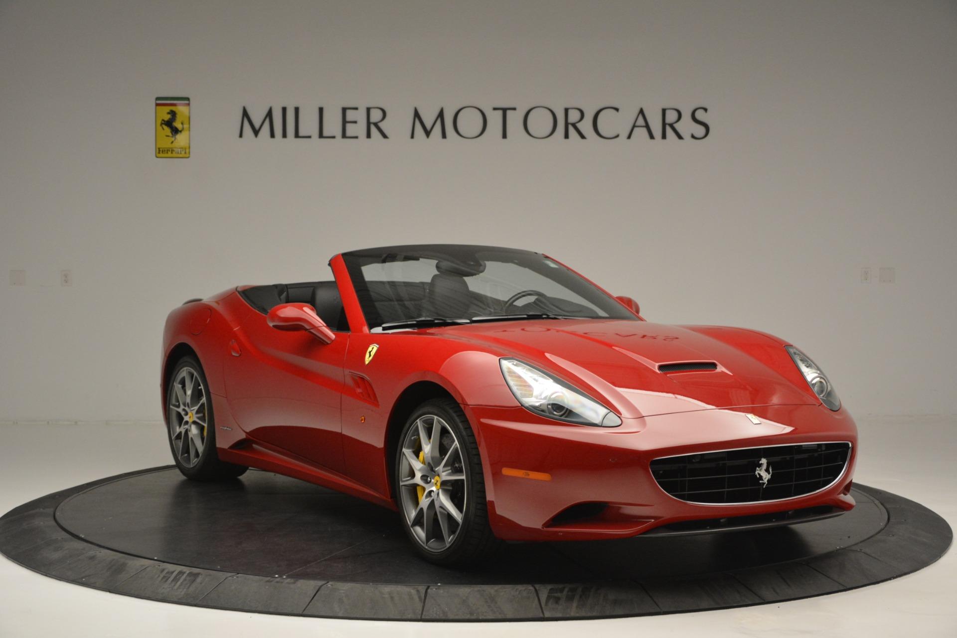 Used 2011 Ferrari California  For Sale In Greenwich, CT 2618_p12