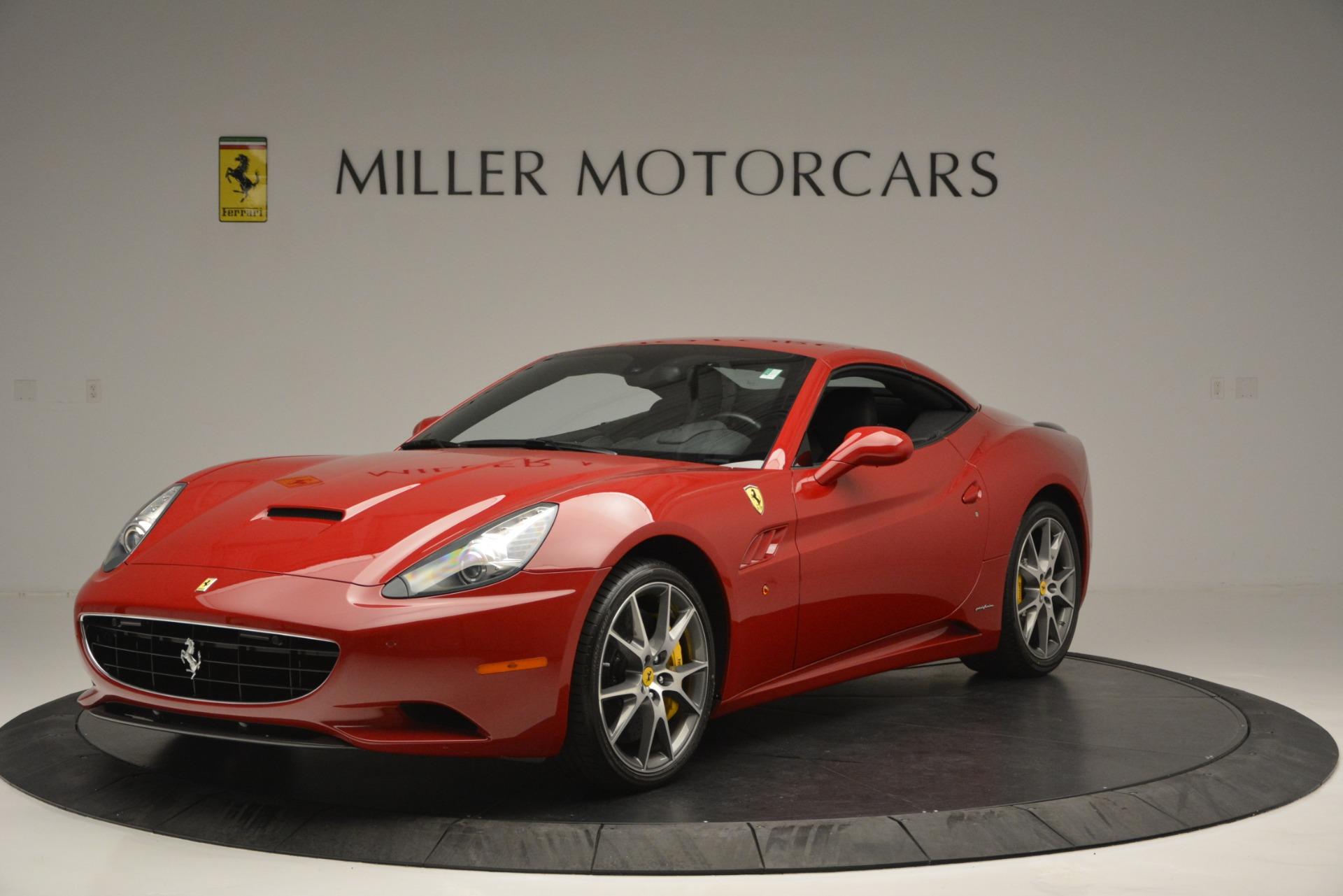 Used 2011 Ferrari California  For Sale In Greenwich, CT 2618_p13