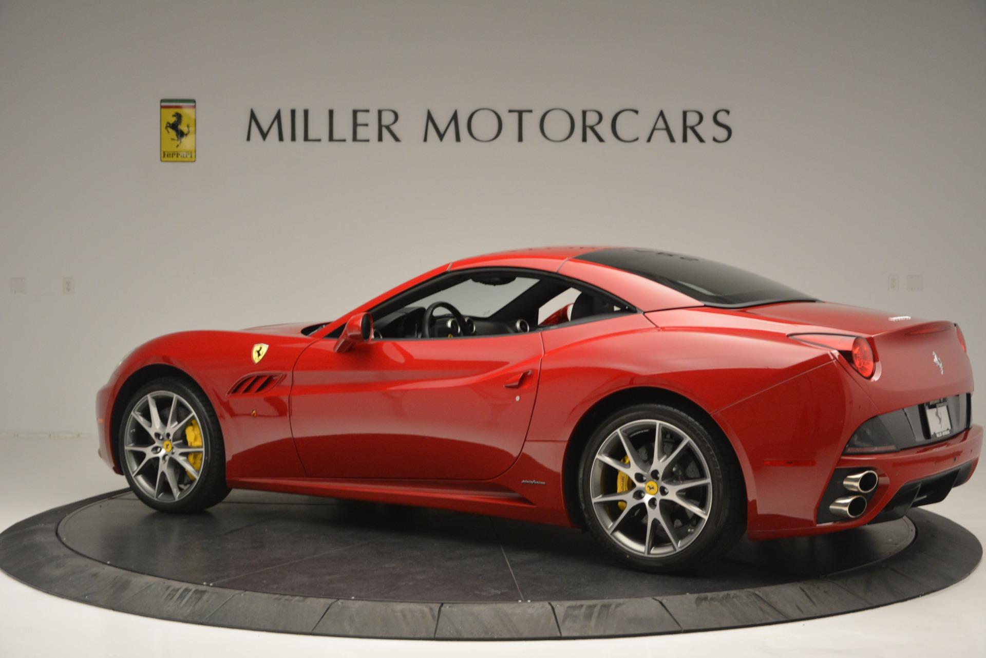 Used 2011 Ferrari California  For Sale In Greenwich, CT 2618_p15