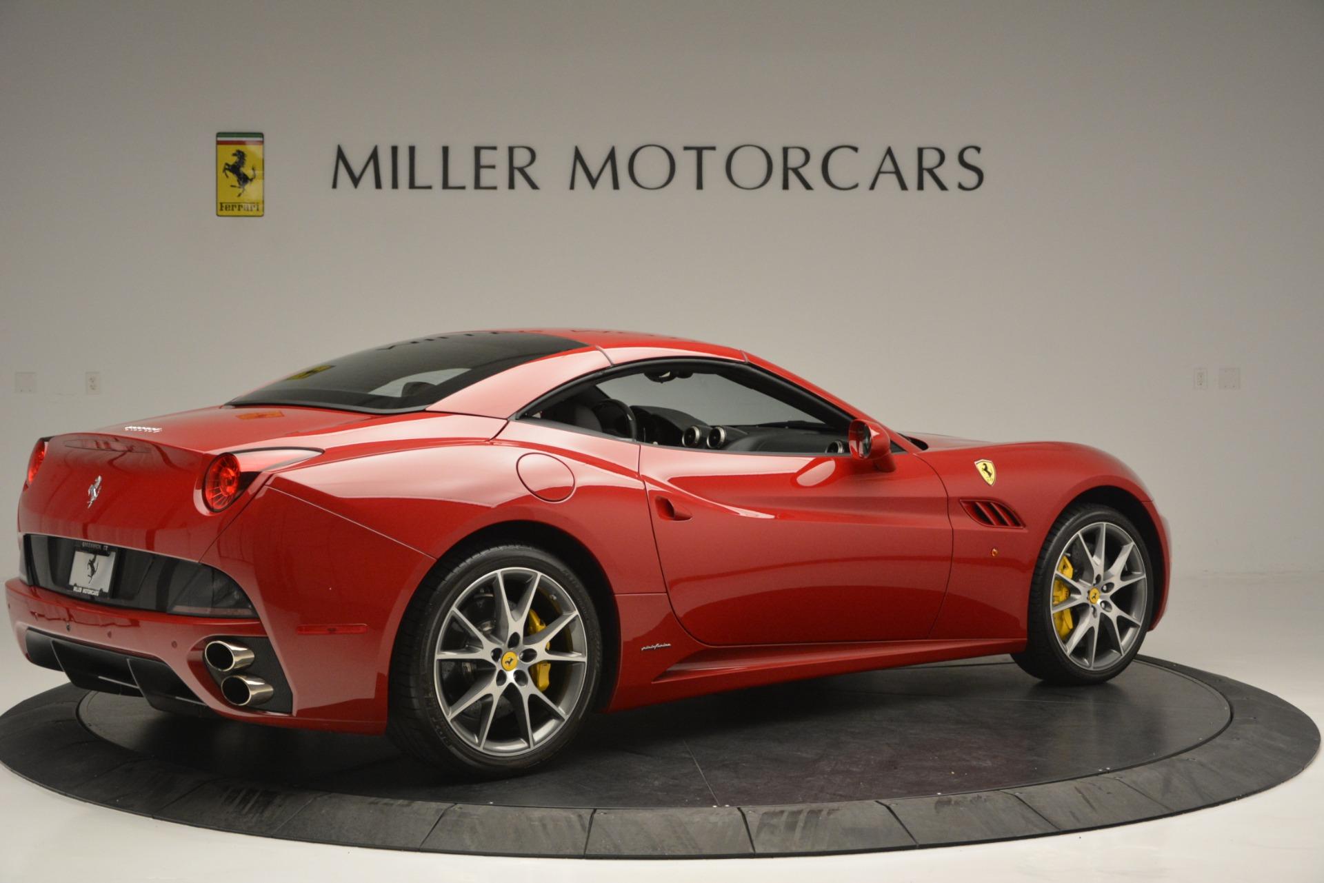 Used 2011 Ferrari California  For Sale In Greenwich, CT 2618_p16