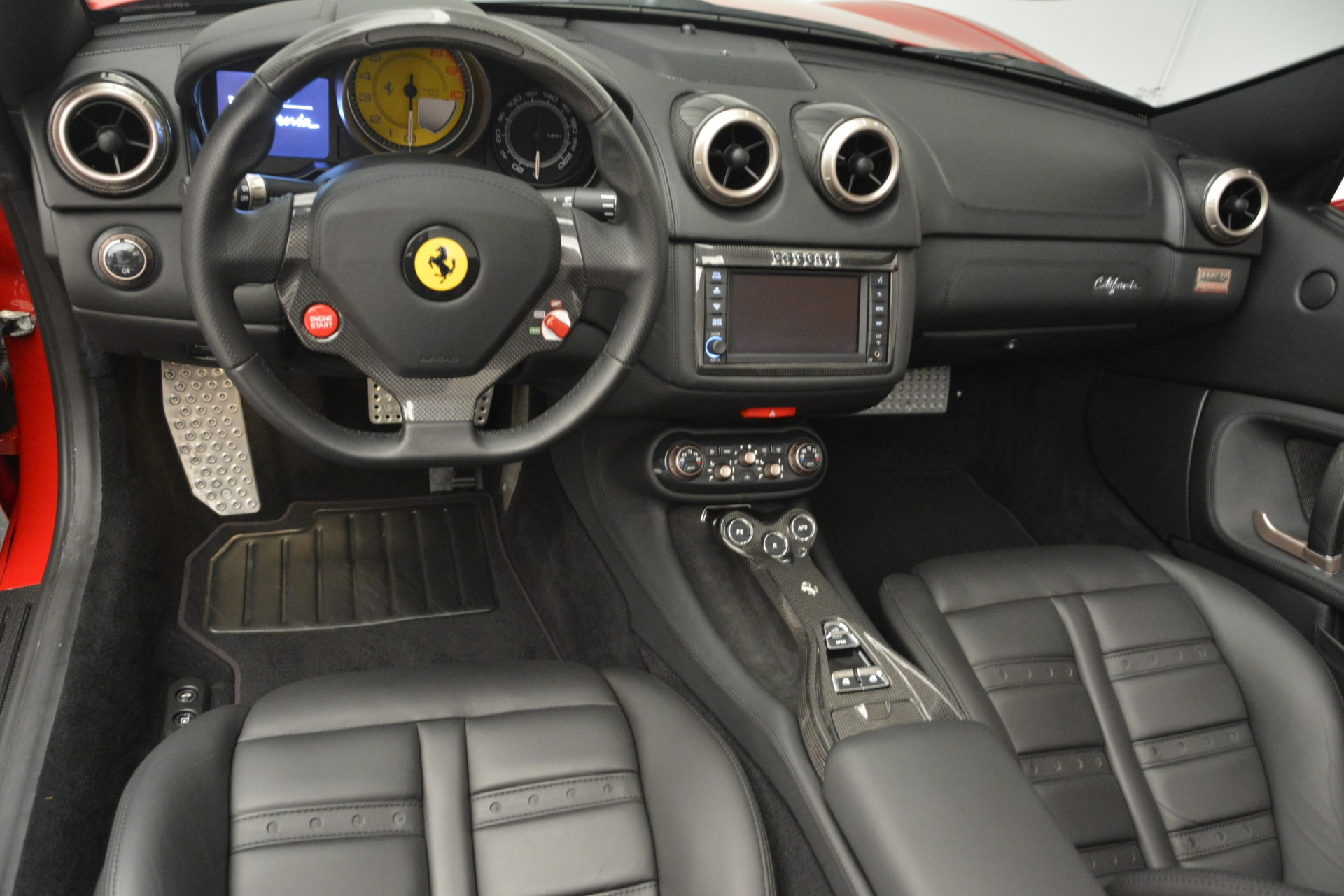 Used 2011 Ferrari California  For Sale In Greenwich, CT 2618_p22