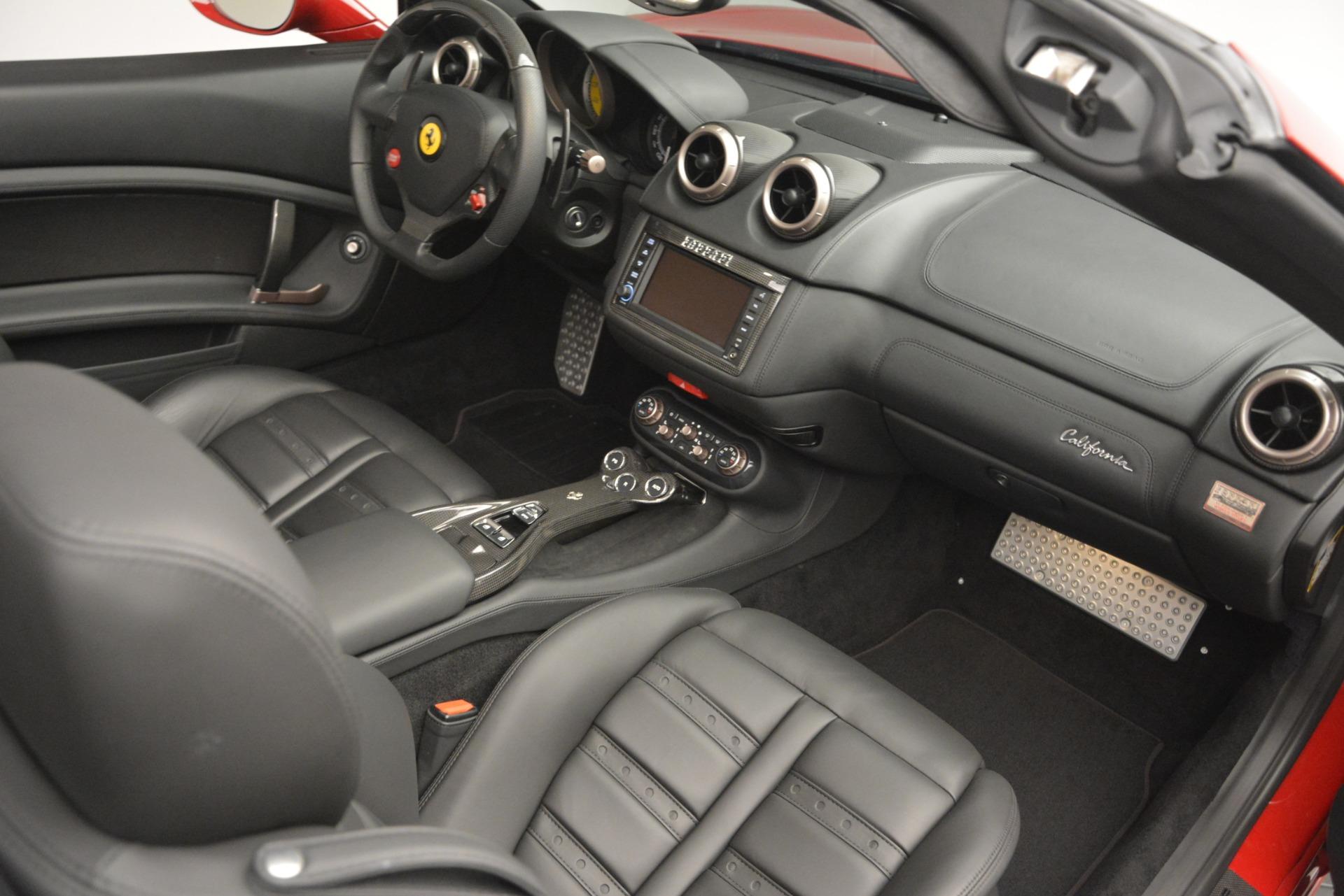 Used 2011 Ferrari California  For Sale In Greenwich, CT 2618_p26