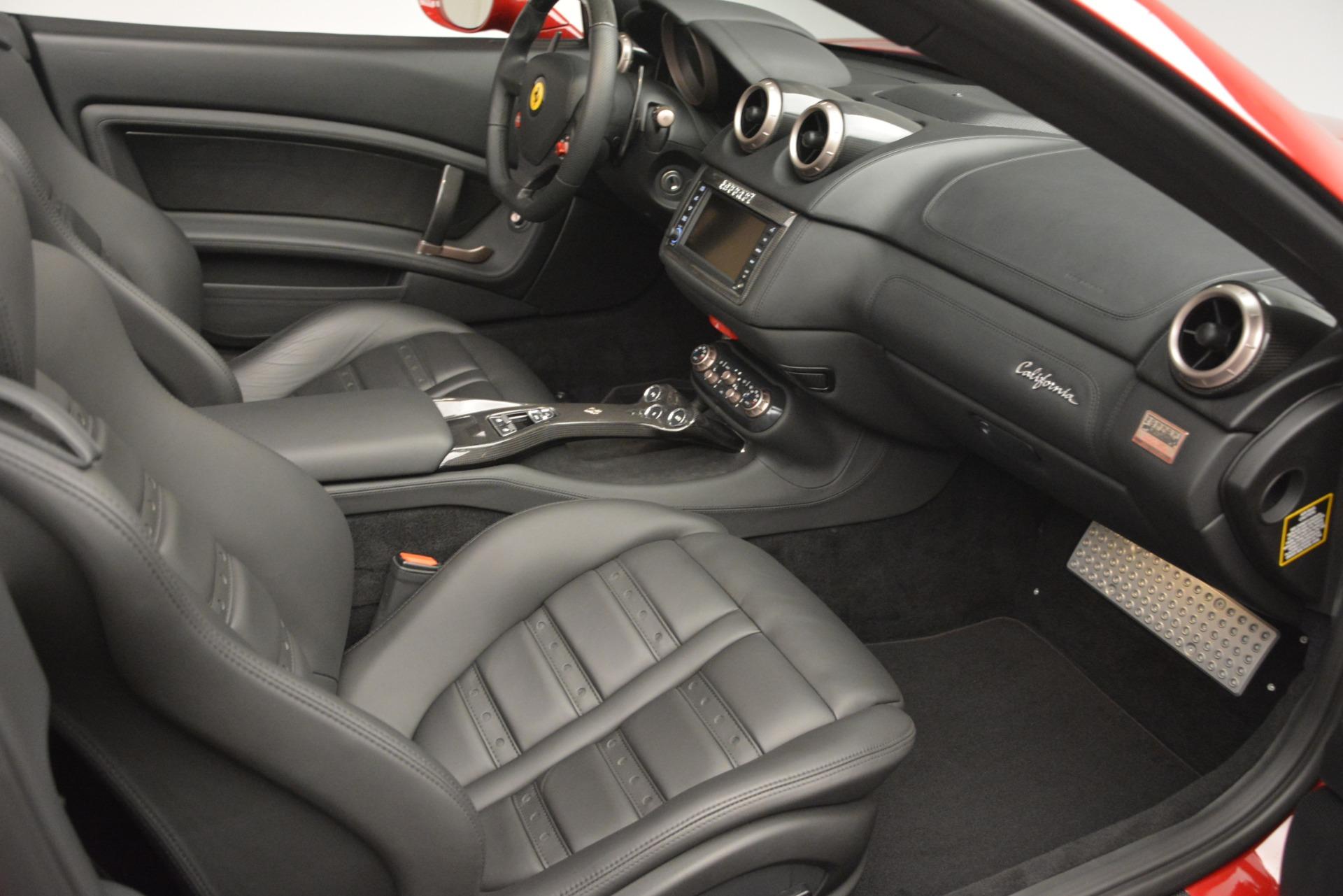Used 2011 Ferrari California  For Sale In Greenwich, CT 2618_p27