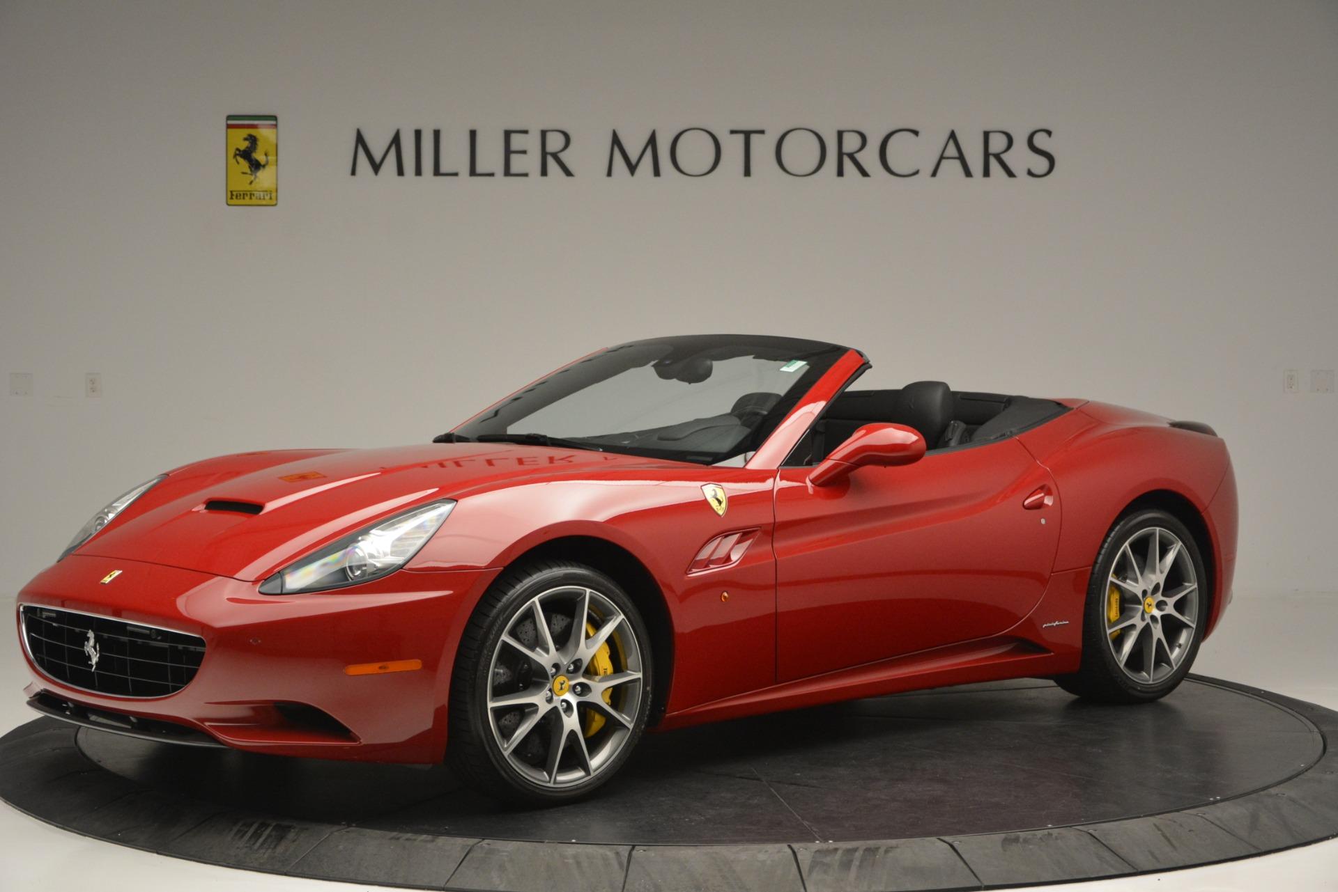 Used 2011 Ferrari California  For Sale In Greenwich, CT 2618_p2