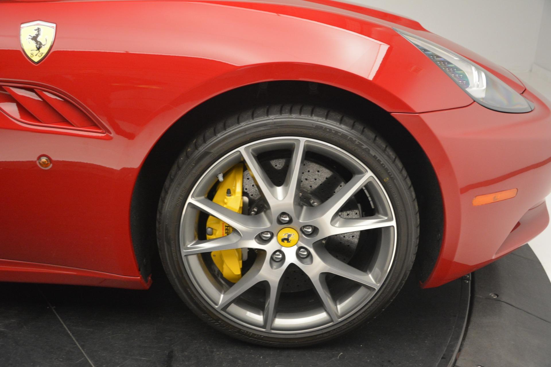 Used 2011 Ferrari California  For Sale In Greenwich, CT 2618_p32