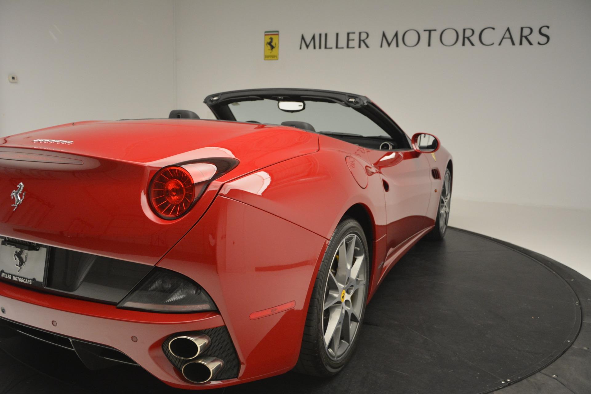 Used 2011 Ferrari California  For Sale In Greenwich, CT 2618_p34