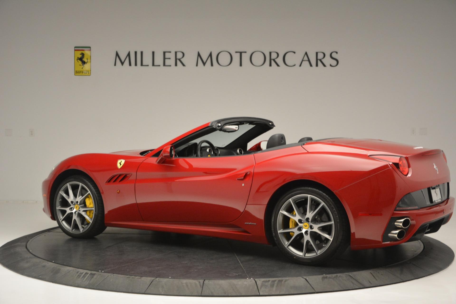 Used 2011 Ferrari California  For Sale In Greenwich, CT 2618_p4