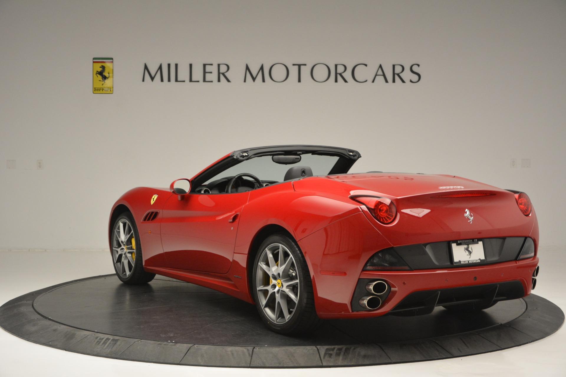 Used 2011 Ferrari California  For Sale In Greenwich, CT 2618_p5