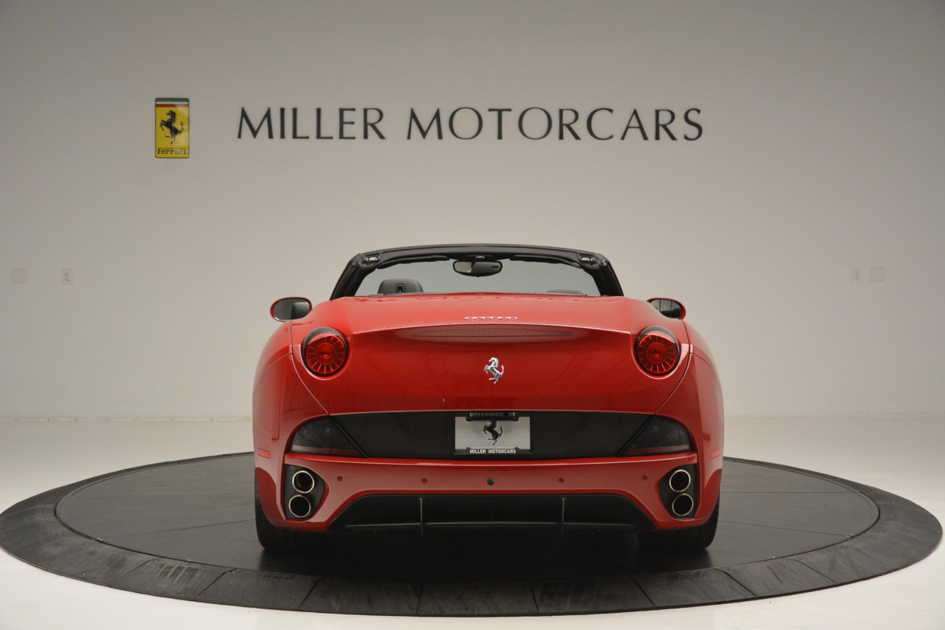 Used 2011 Ferrari California  For Sale In Greenwich, CT 2618_p7
