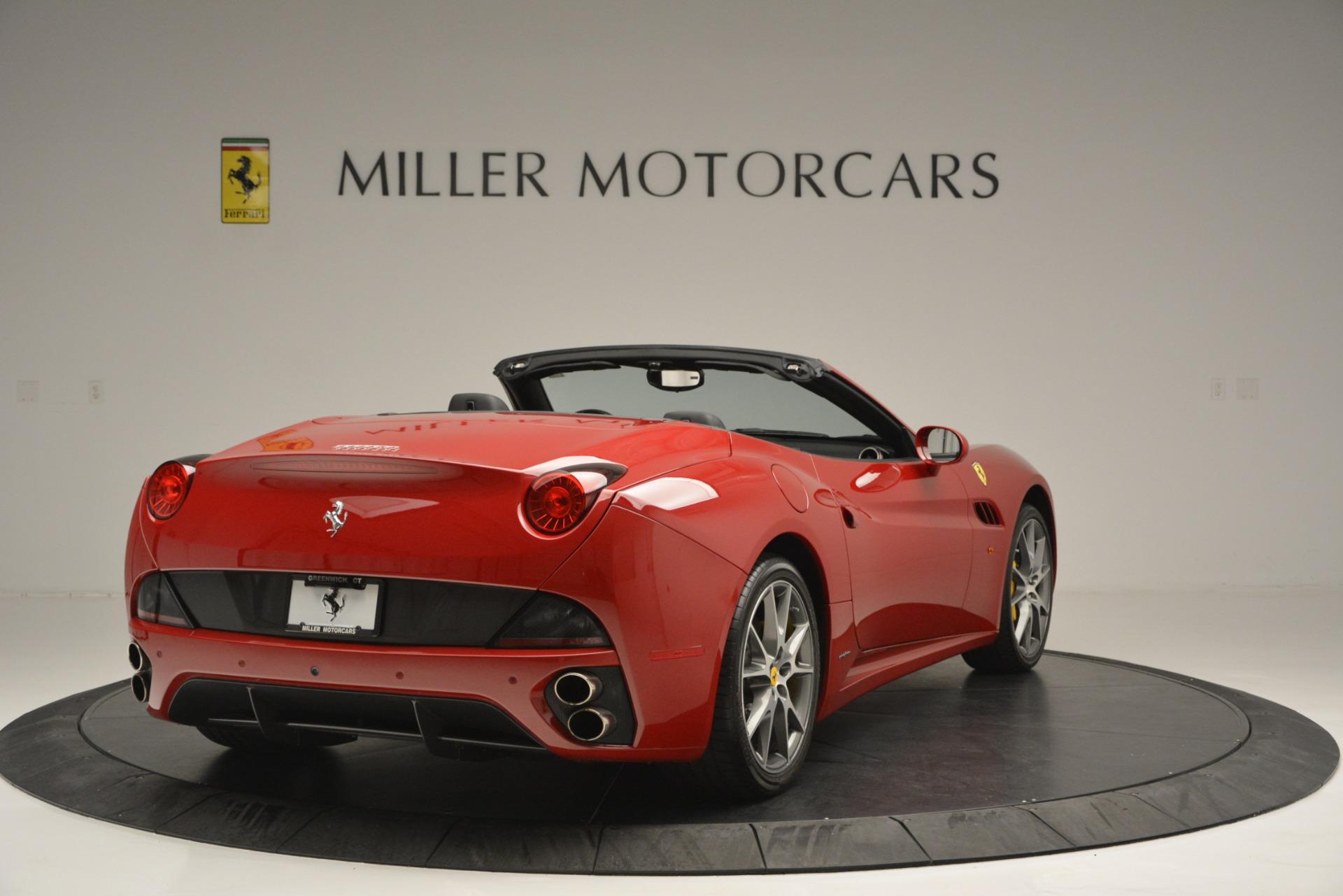 Used 2011 Ferrari California  For Sale In Greenwich, CT 2618_p8
