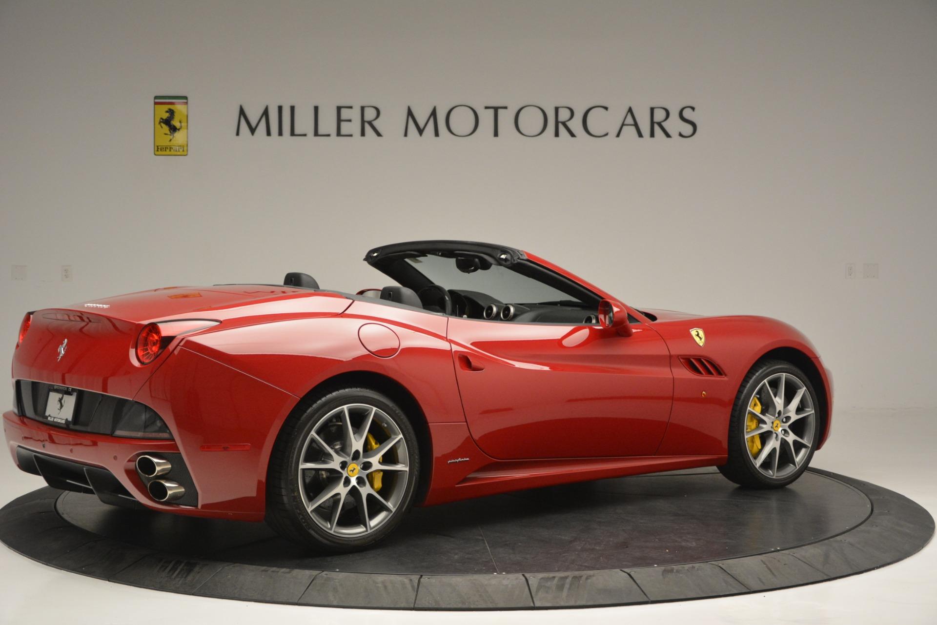 Used 2011 Ferrari California  For Sale In Greenwich, CT 2618_p9