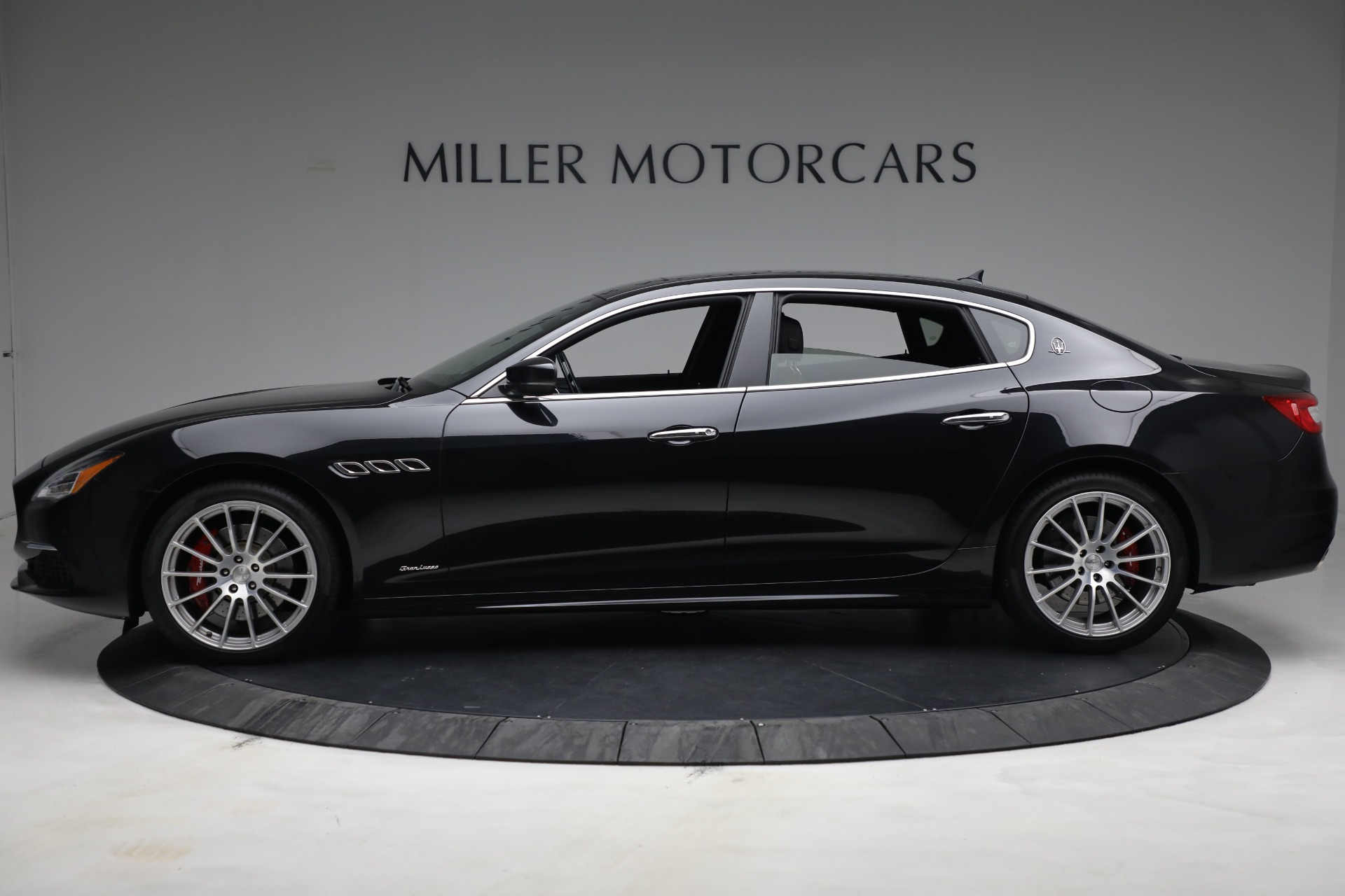 New 2019 Maserati Quattroporte S Q4 GranLusso For Sale In Greenwich, CT 2619_p3